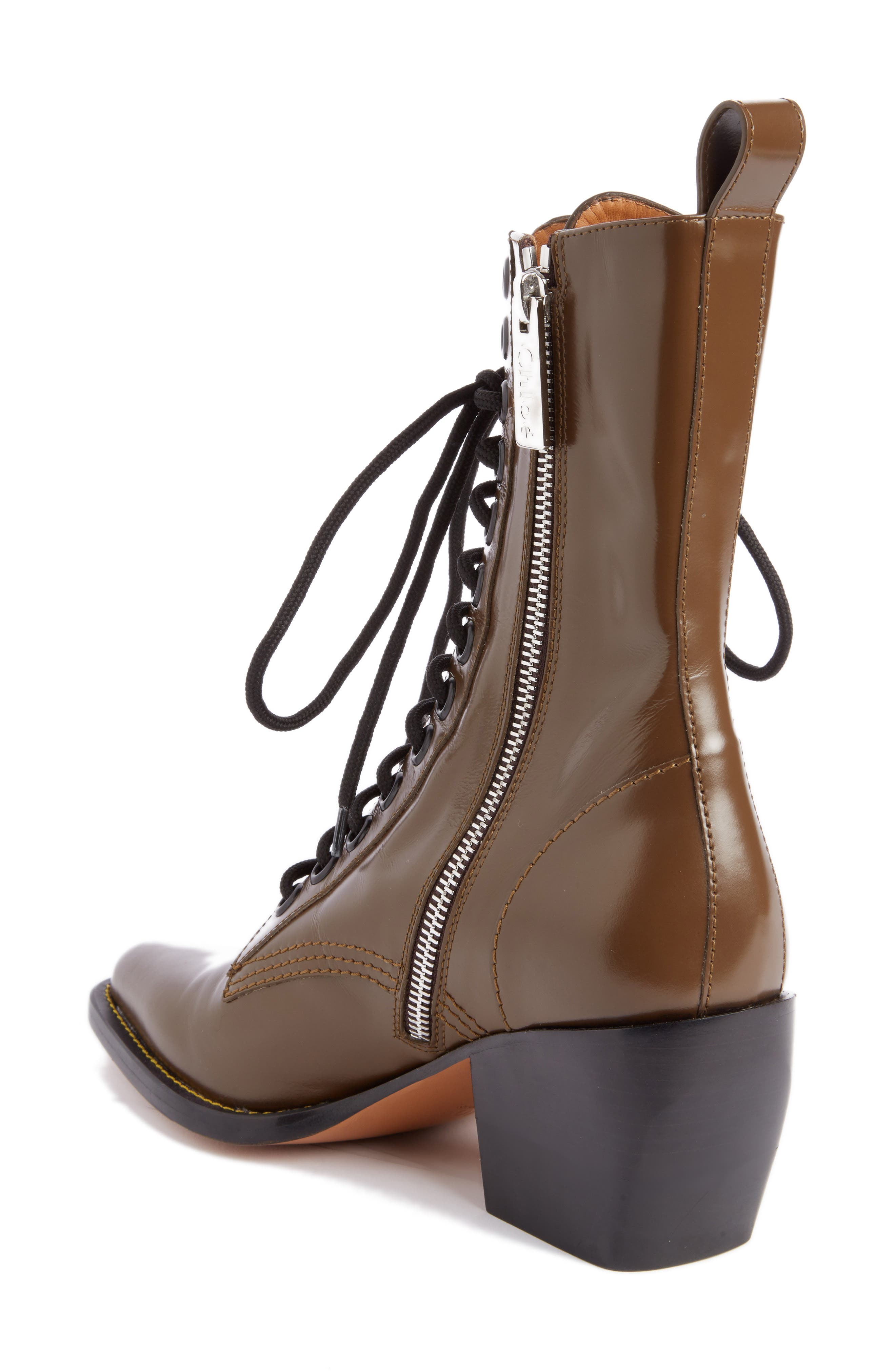 Rylee Lace-Up Boot,                             Alternate thumbnail 2, color,                             201