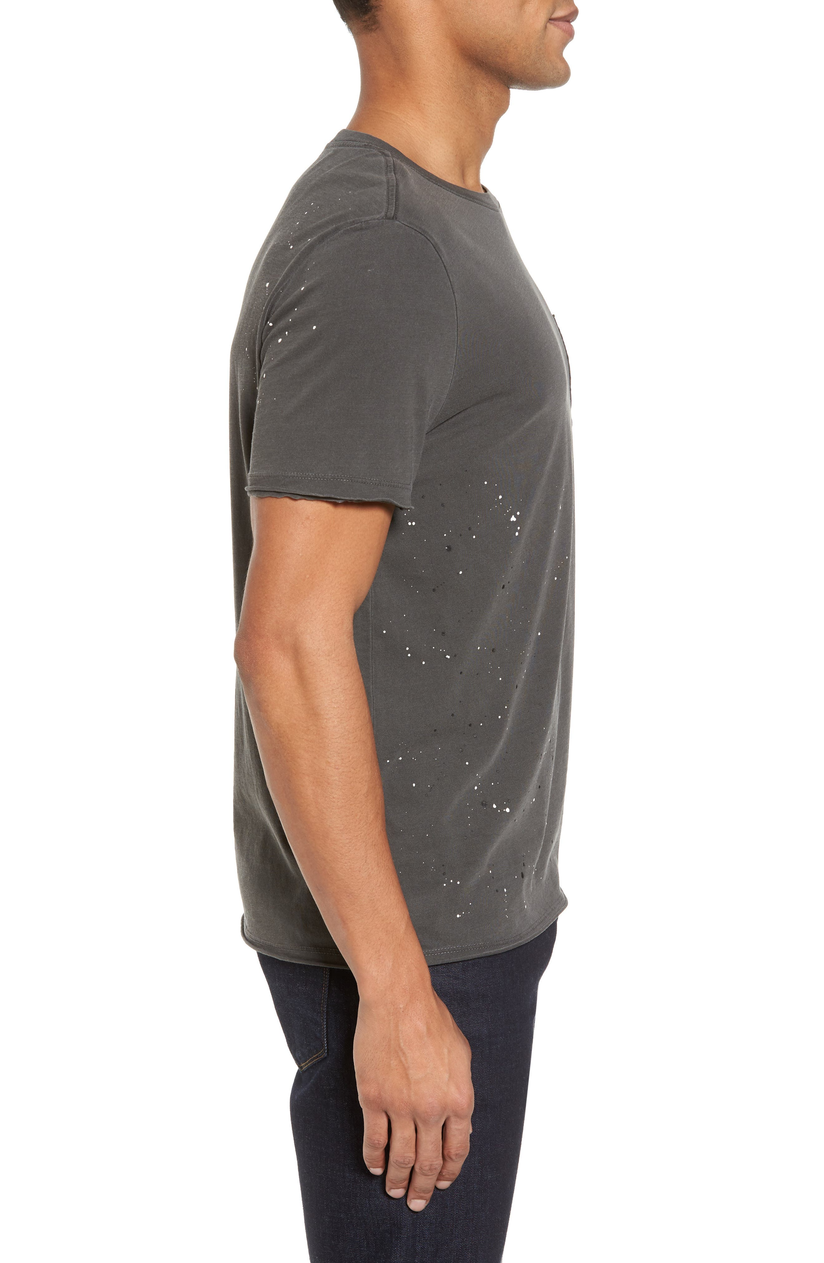 Anders Slim Fit Pocket T-Shirt,                             Alternate thumbnail 3, color,                             020