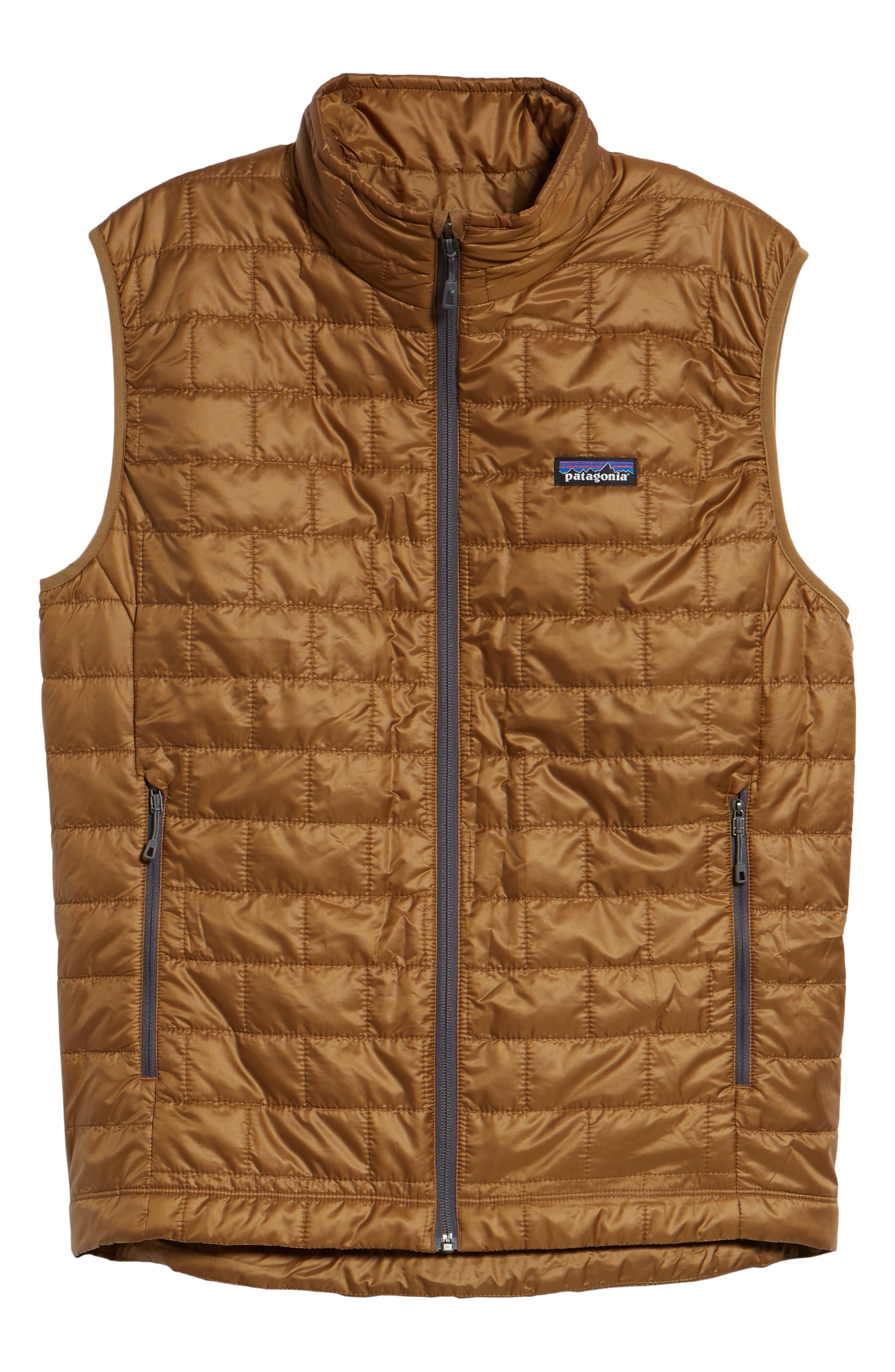 Nano Puff<sup>®</sup> Vest,                             Alternate thumbnail 5, color,                             CORIANDER BROWN