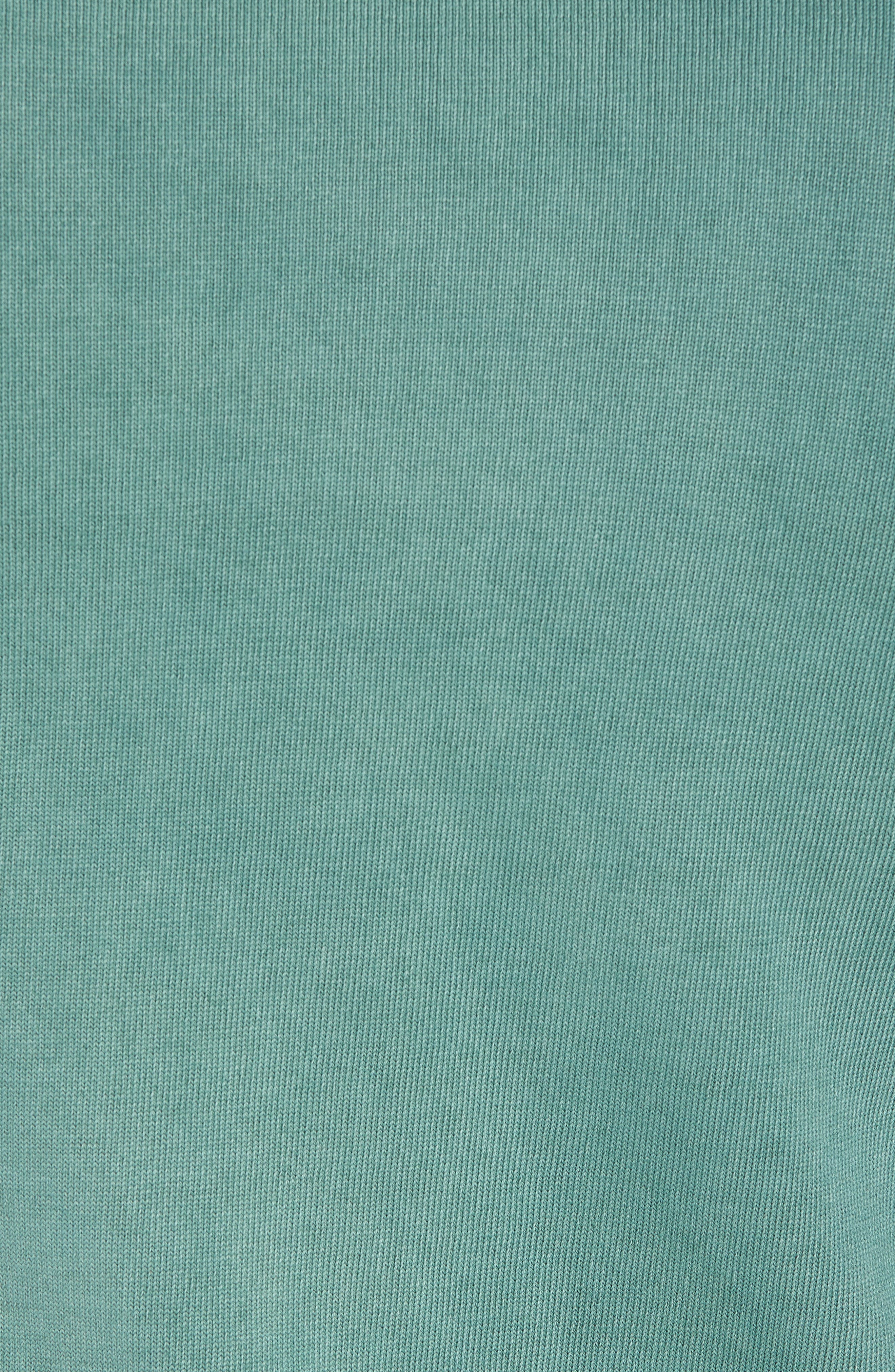 Stonewash Cotton Sweatshirt,                             Alternate thumbnail 5, color,                             333