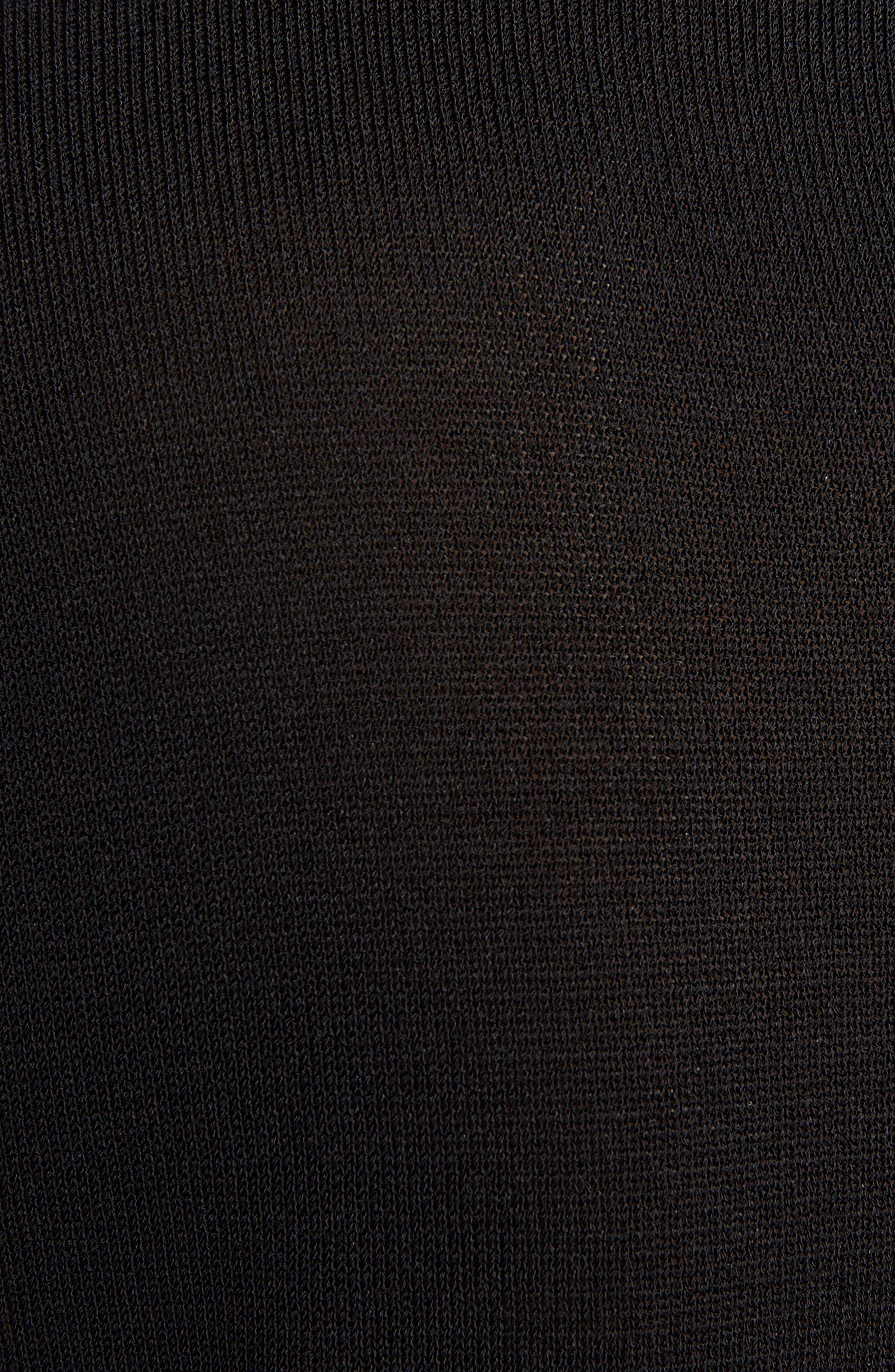 Sheer Stripe Sweater,                             Alternate thumbnail 5, color,