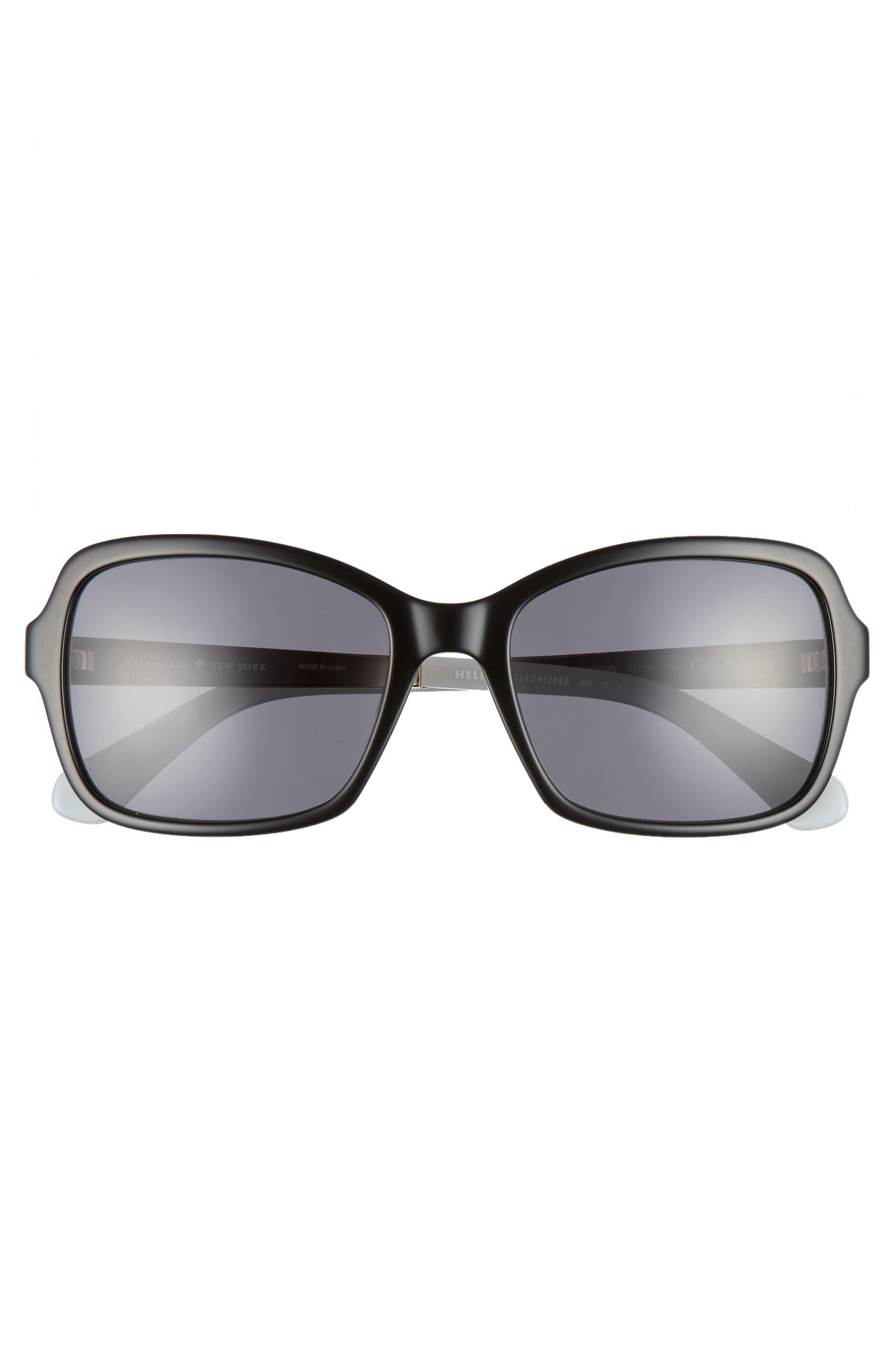 c3ae70ada8 kate spade new york annjanette 55mm polarized sunglasses