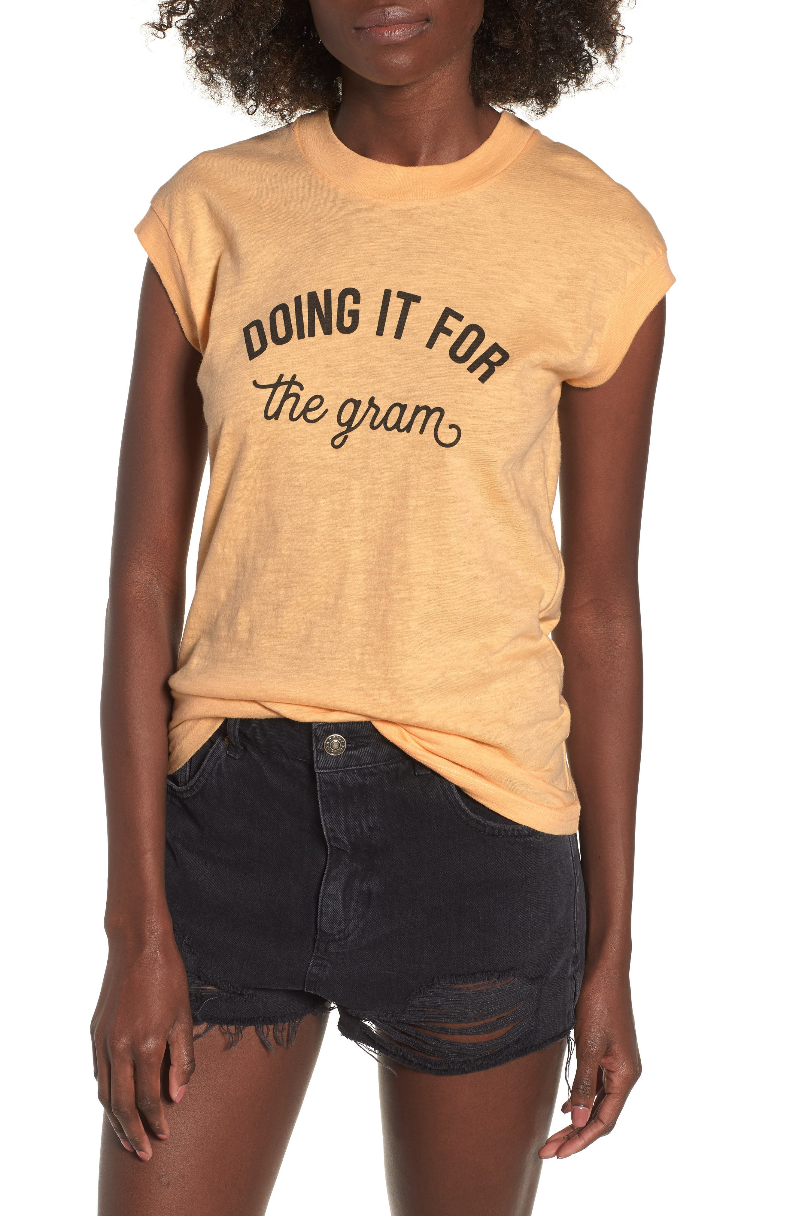 Doing It For the Gram Graphic Tee,                         Main,                         color, 700