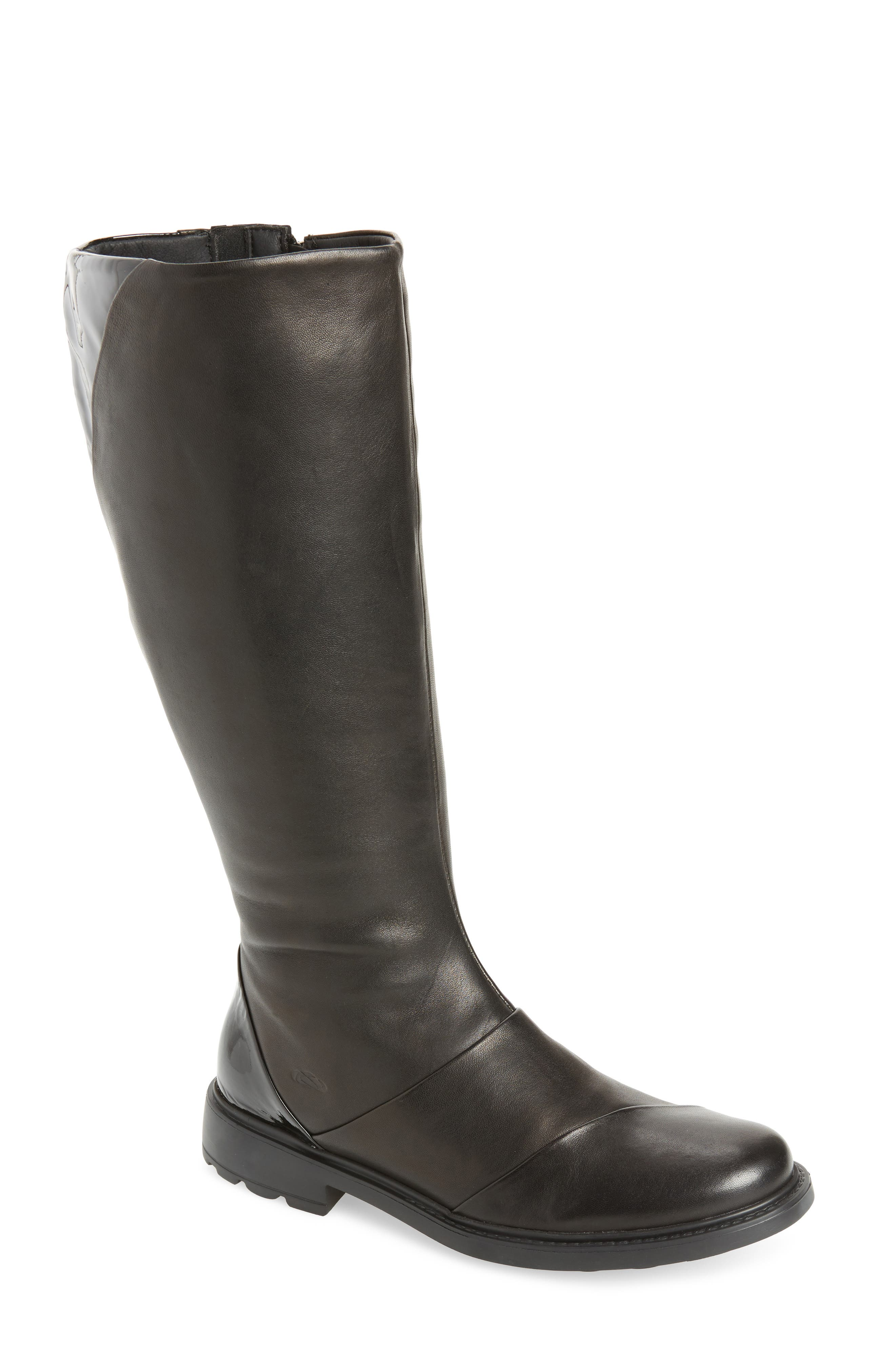 CLOUD Pippa Tall Boot, Main, color, 001