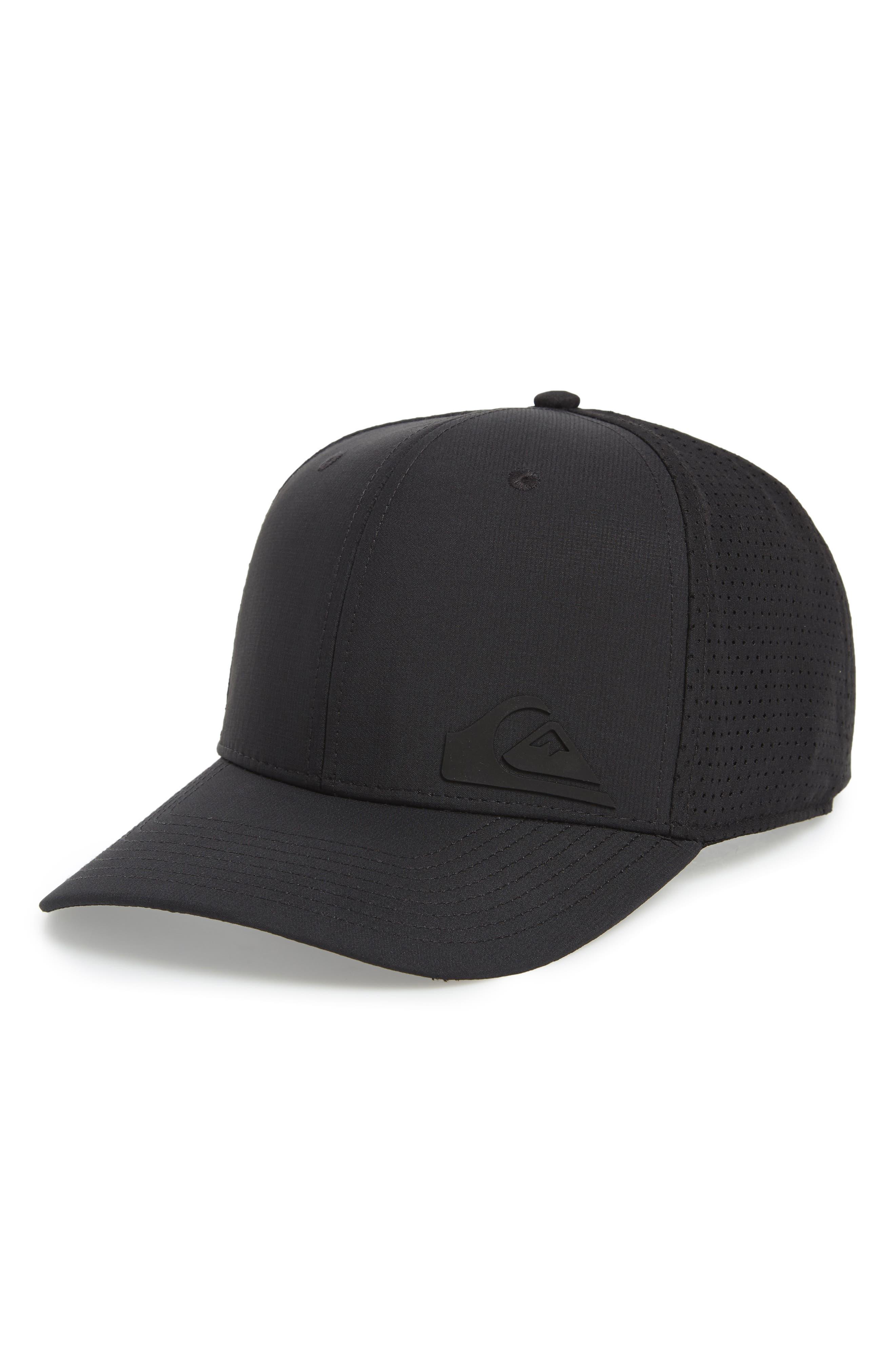 Technabutter 2 Baseball Cap,                             Main thumbnail 1, color,                             BLACK