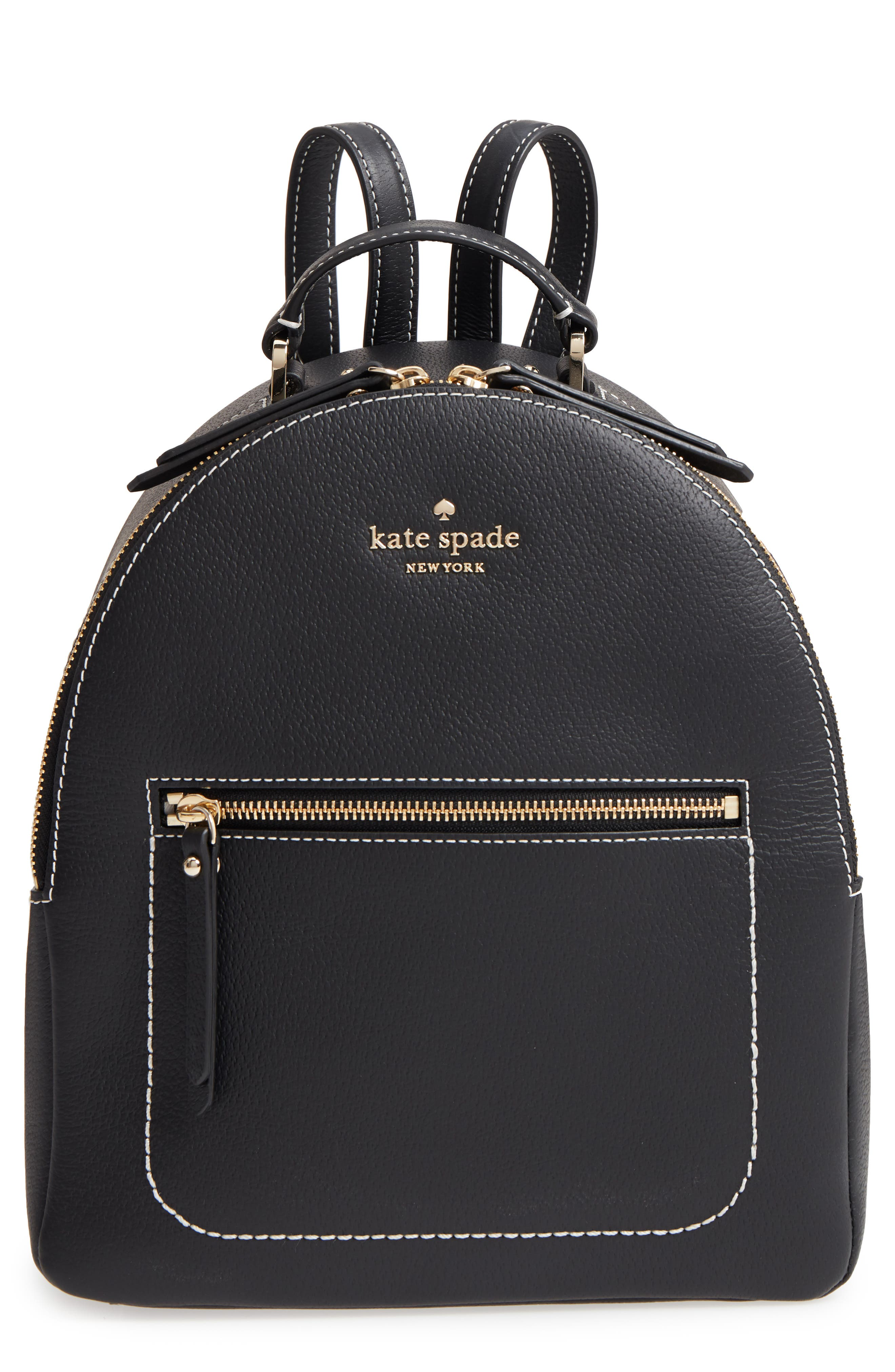 thompson street - brooke leather backpack,                             Main thumbnail 2, color,
