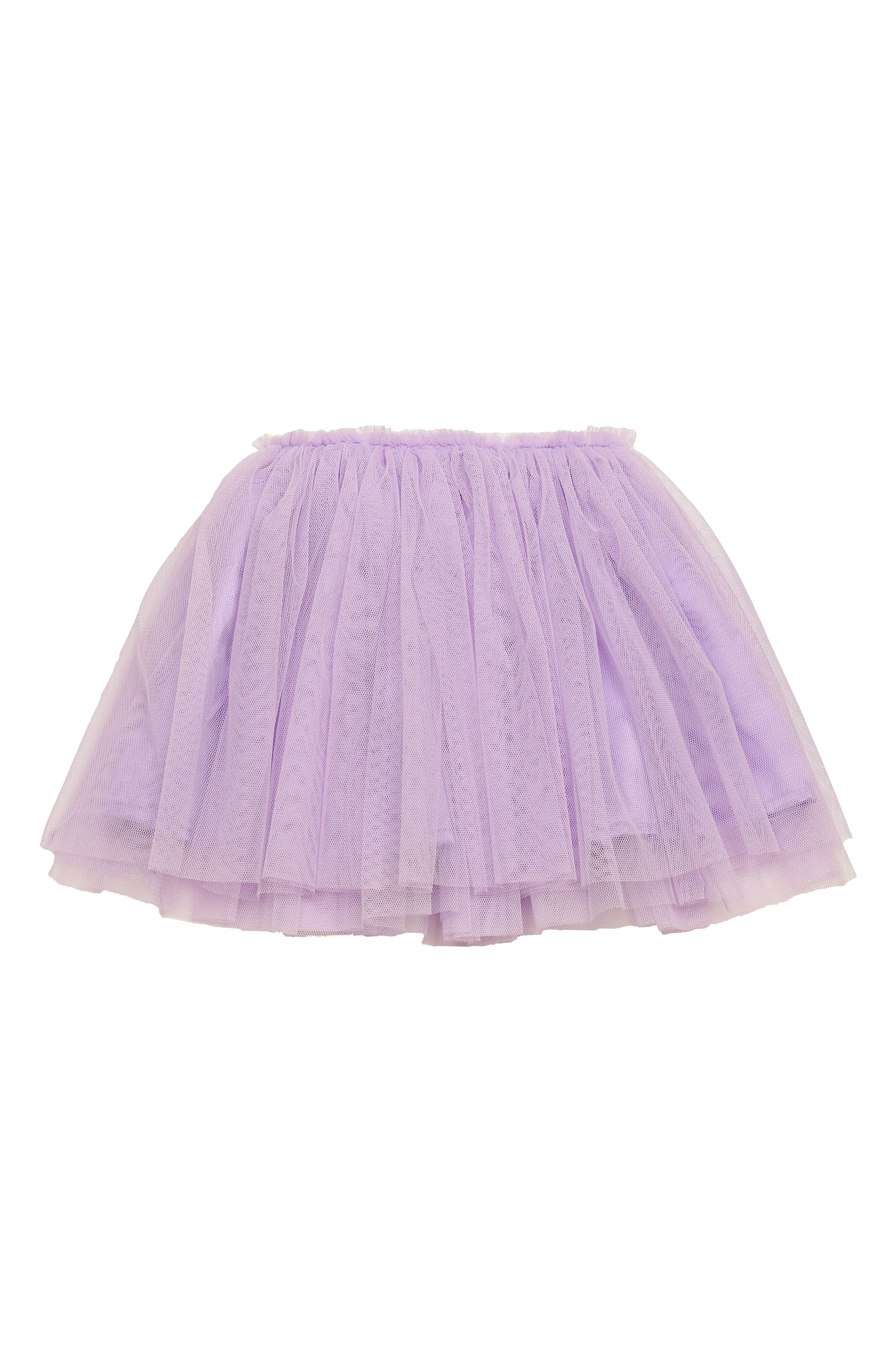 Tutu Skirt,                         Main,                         color, PURPLE