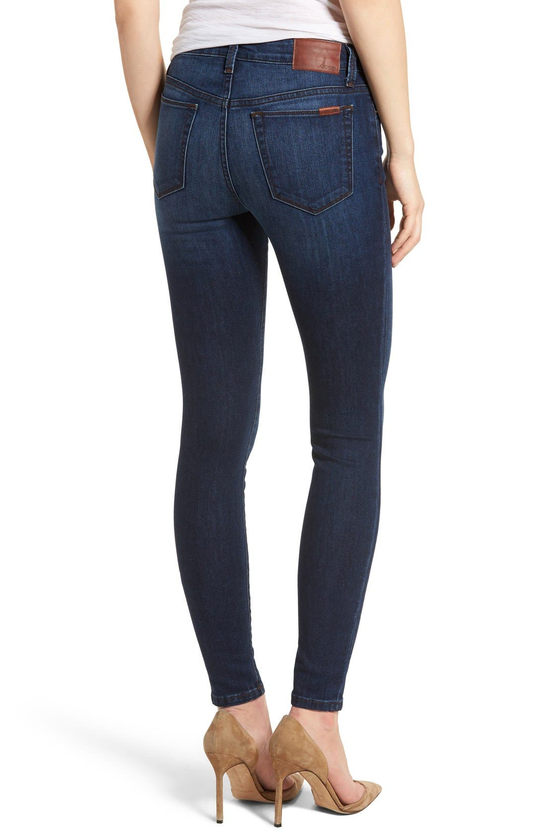 Honey Skinny Jeans,                             Alternate thumbnail 6, color,                             410