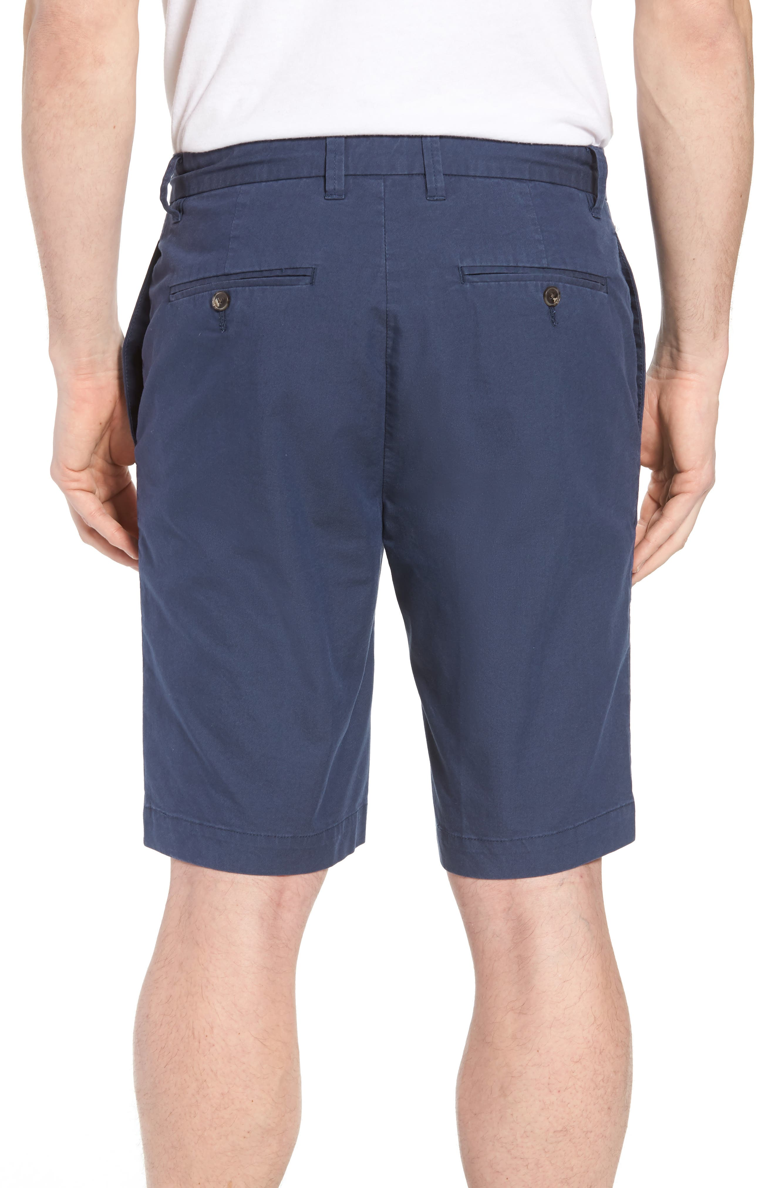 Broadway Regular Fit Chino Shorts,                             Alternate thumbnail 2, color,                             413