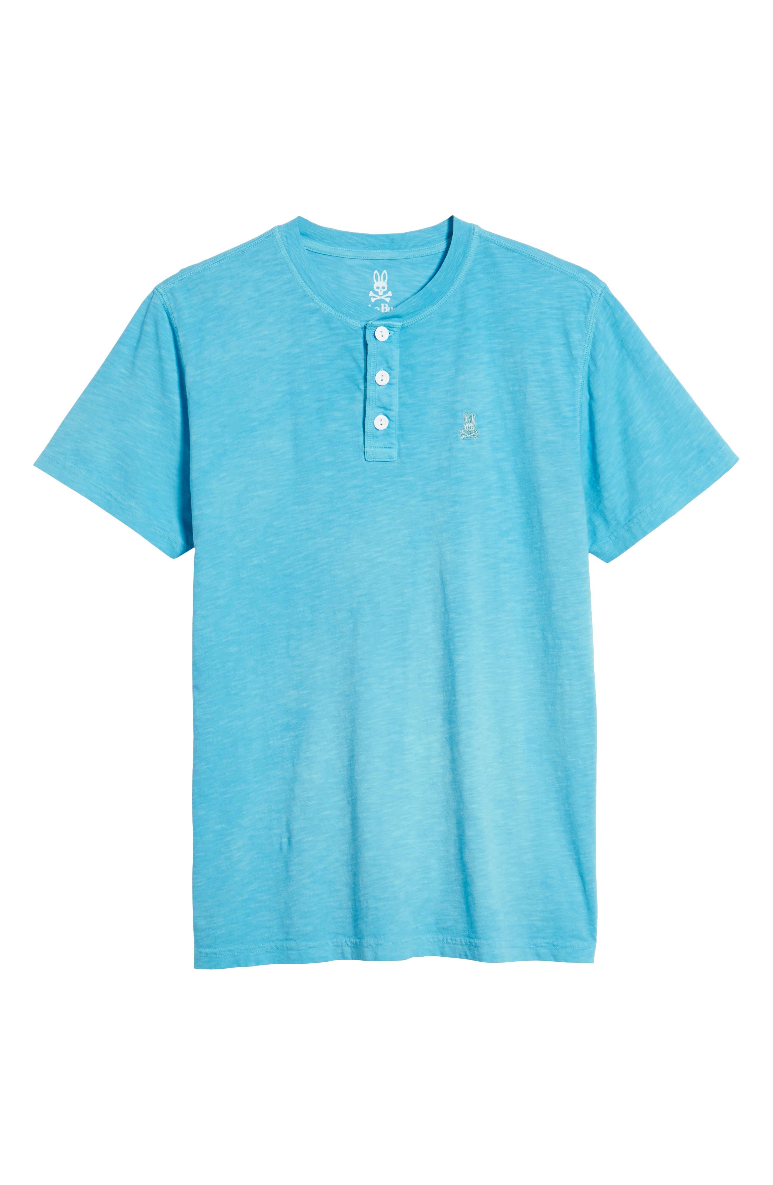 Sunwash Henley T-Shirt,                             Alternate thumbnail 29, color,