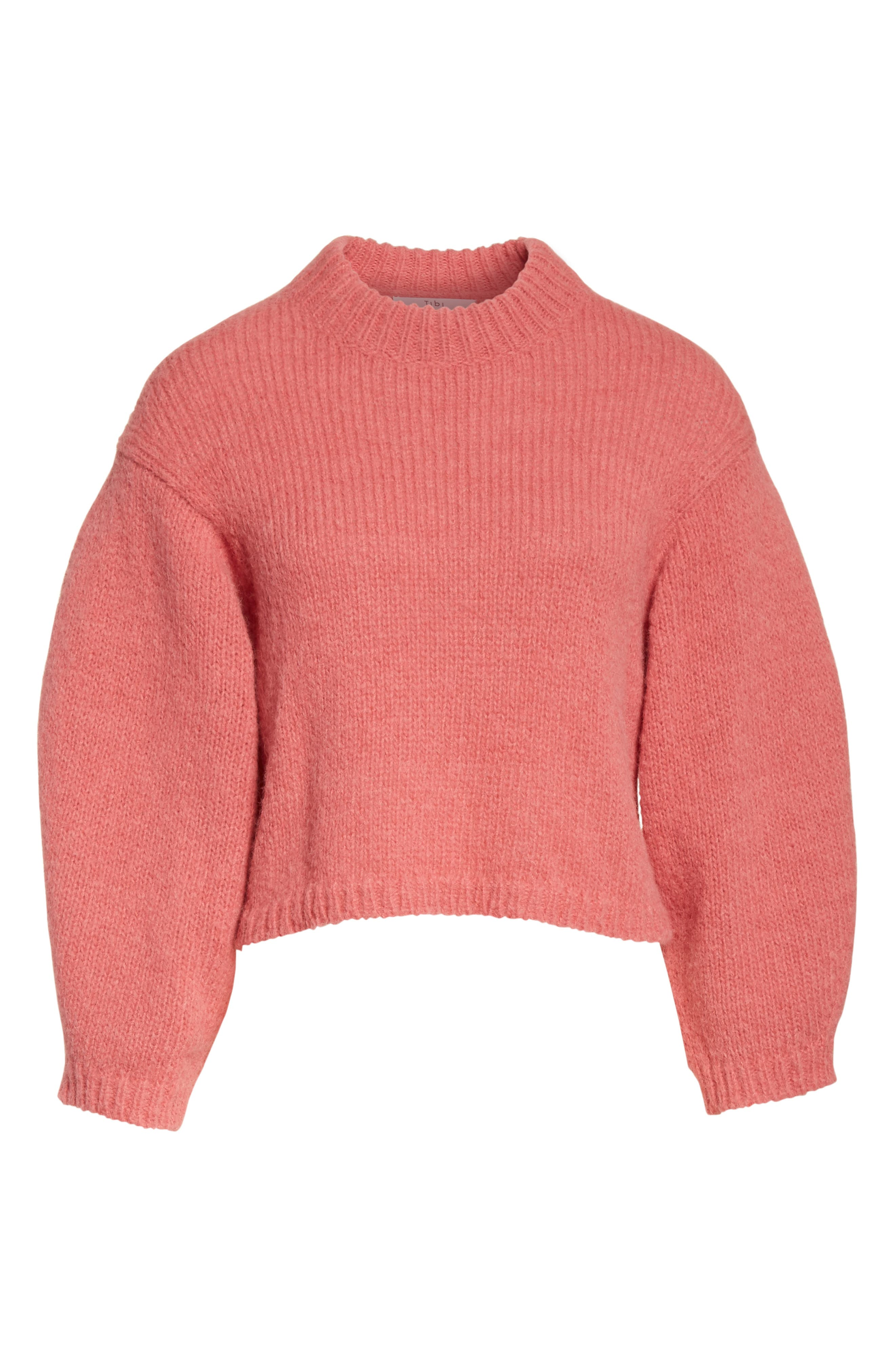 Cozette Cropped Pullover,                             Alternate thumbnail 6, color,                             695