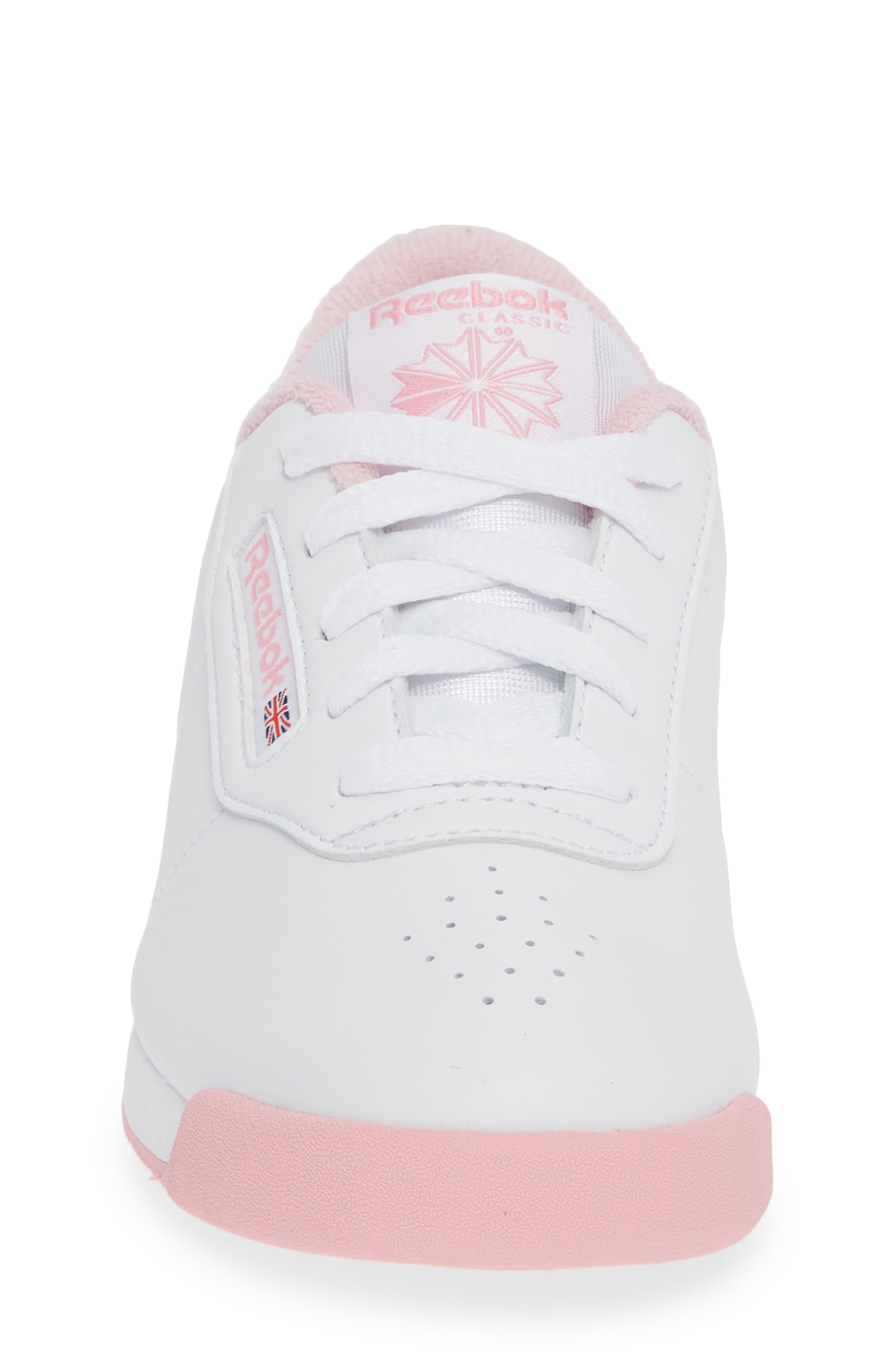 REEBOK,                             Princess Sneaker,                             Alternate thumbnail 4, color,                             100