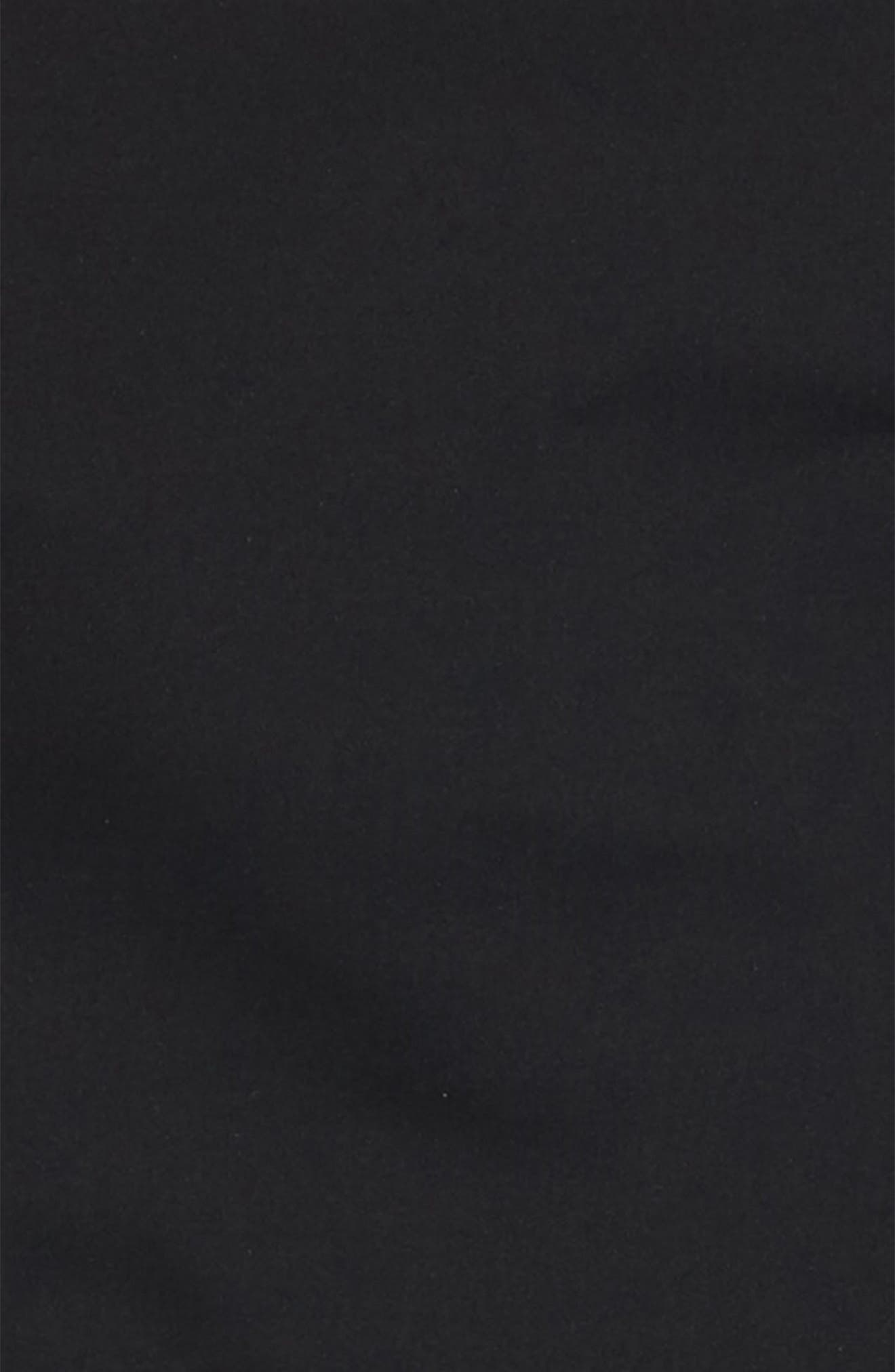 Horizon Mesh Inset One-Piece Swimsuit,                             Alternate thumbnail 3, color,                             001
