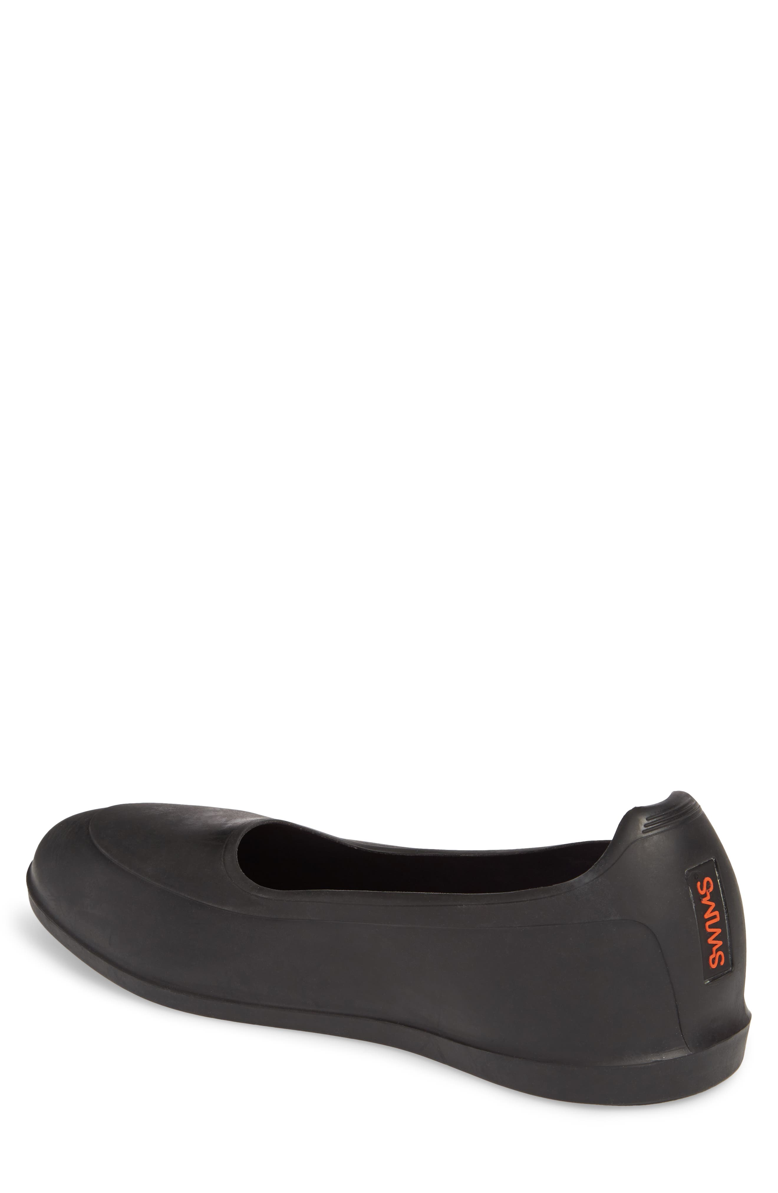 Classic Galosh Slip-On,                             Alternate thumbnail 2, color,                             BLACK TPU AND SYNTHETIC