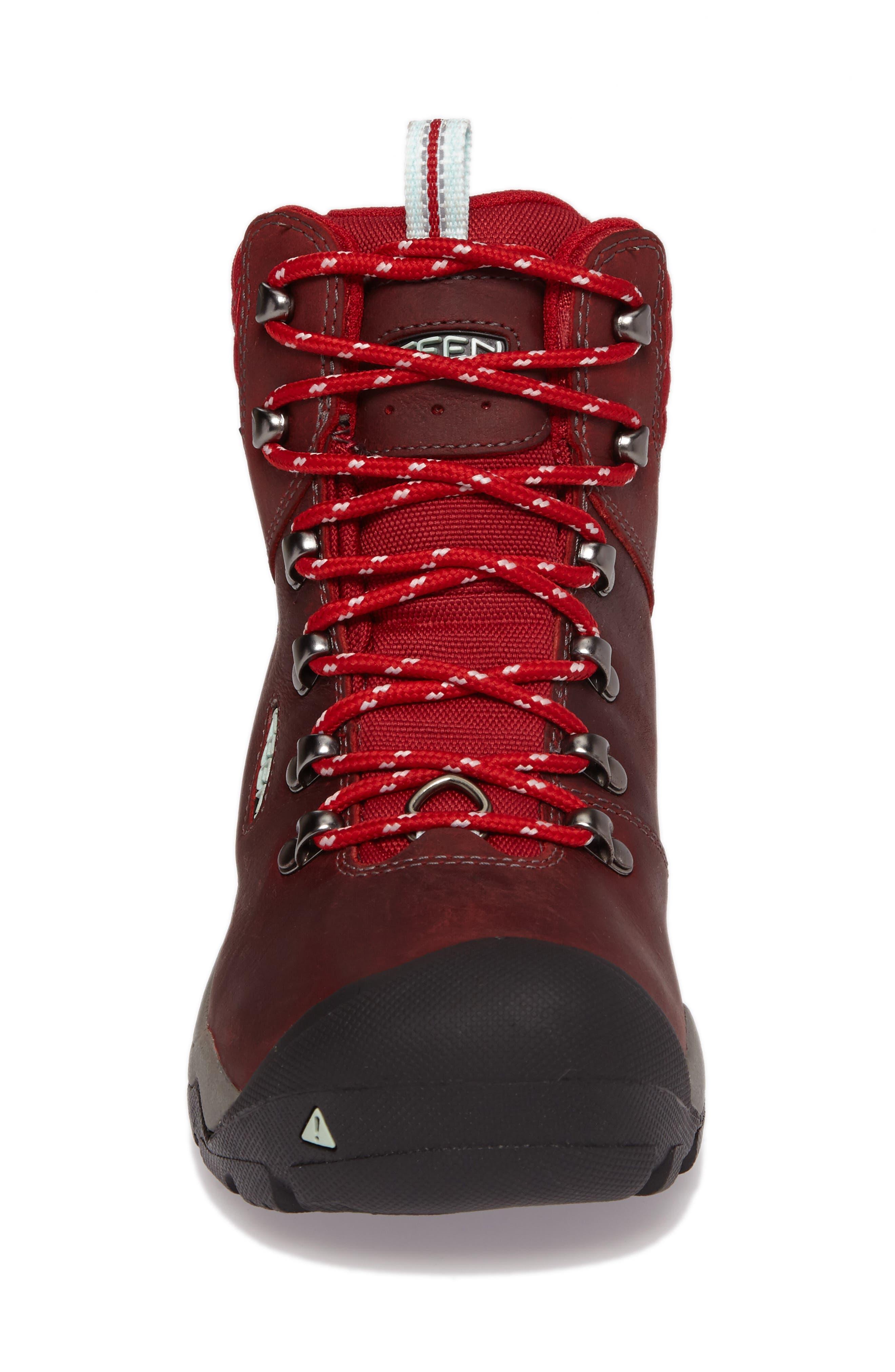 Revel III Waterproof Hiking Boot,                             Alternate thumbnail 8, color,