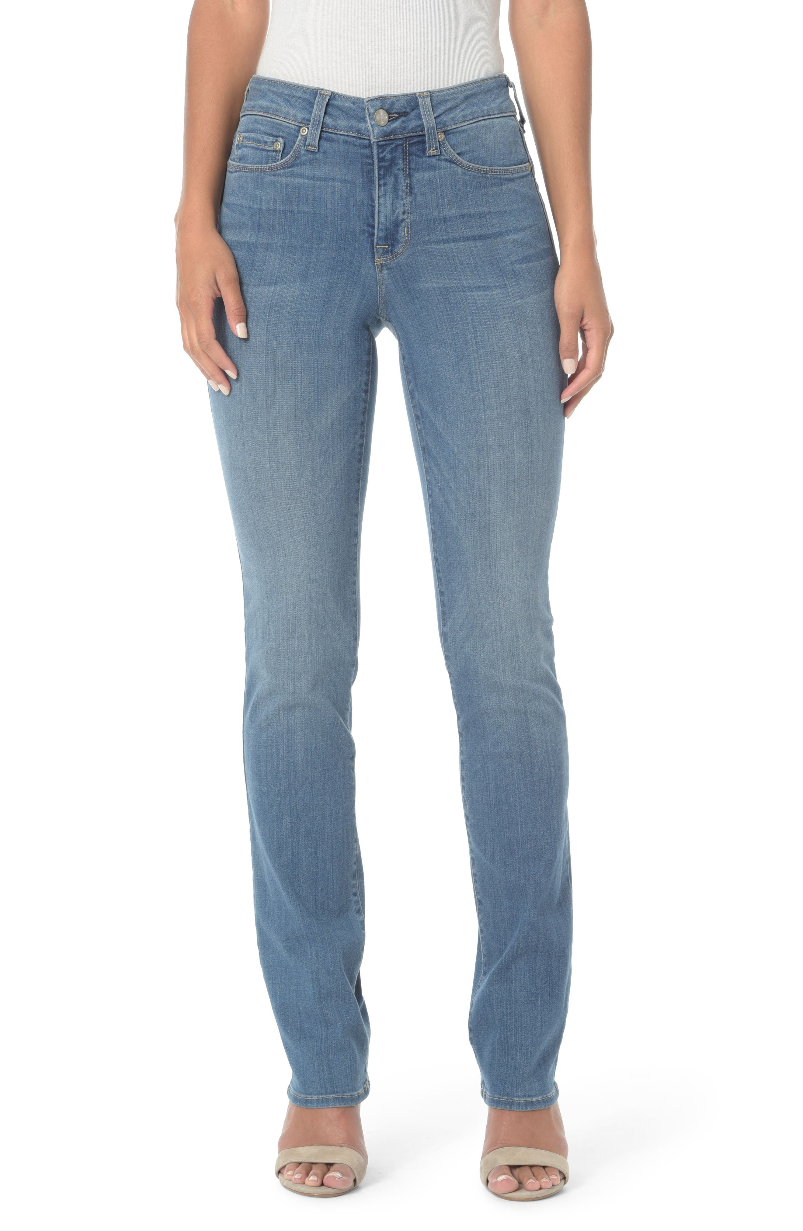 Marilyn Straight Jeans,                             Main thumbnail 2, color,