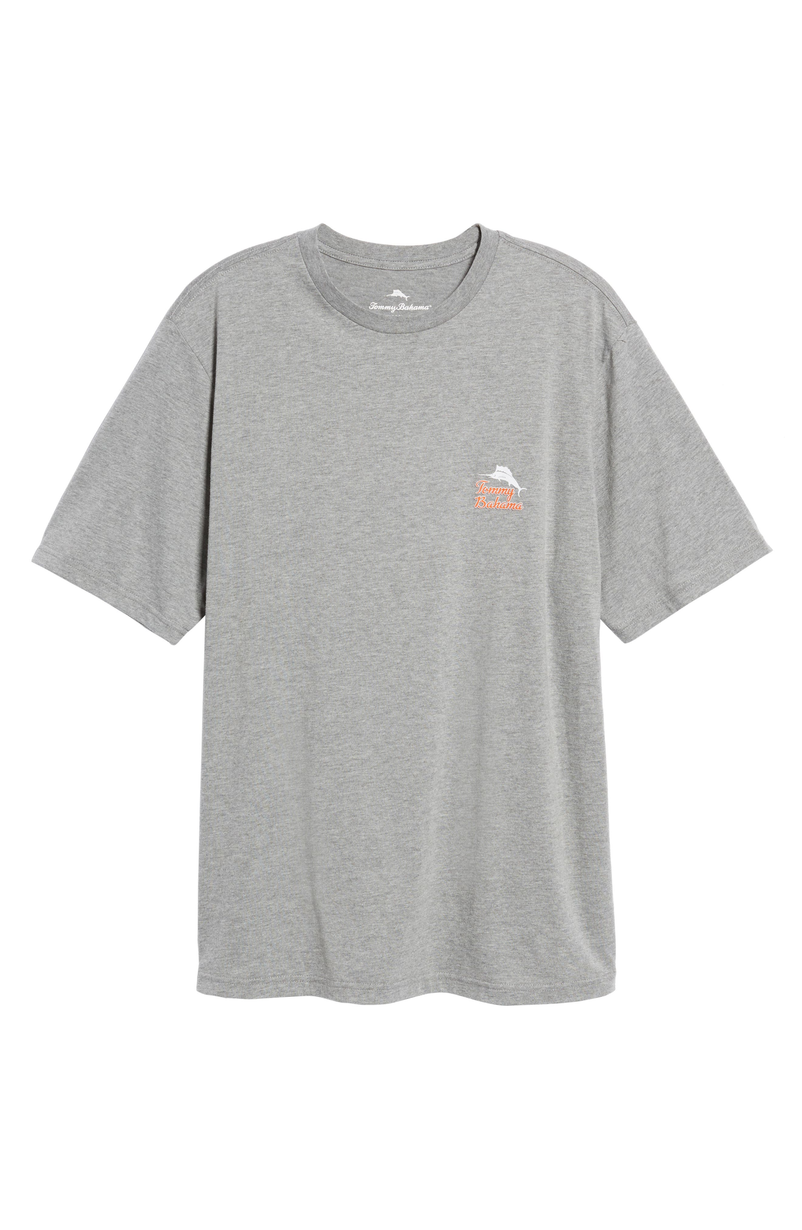 Morning Anchor Graphic T-Shirt,                             Alternate thumbnail 6, color,                             020