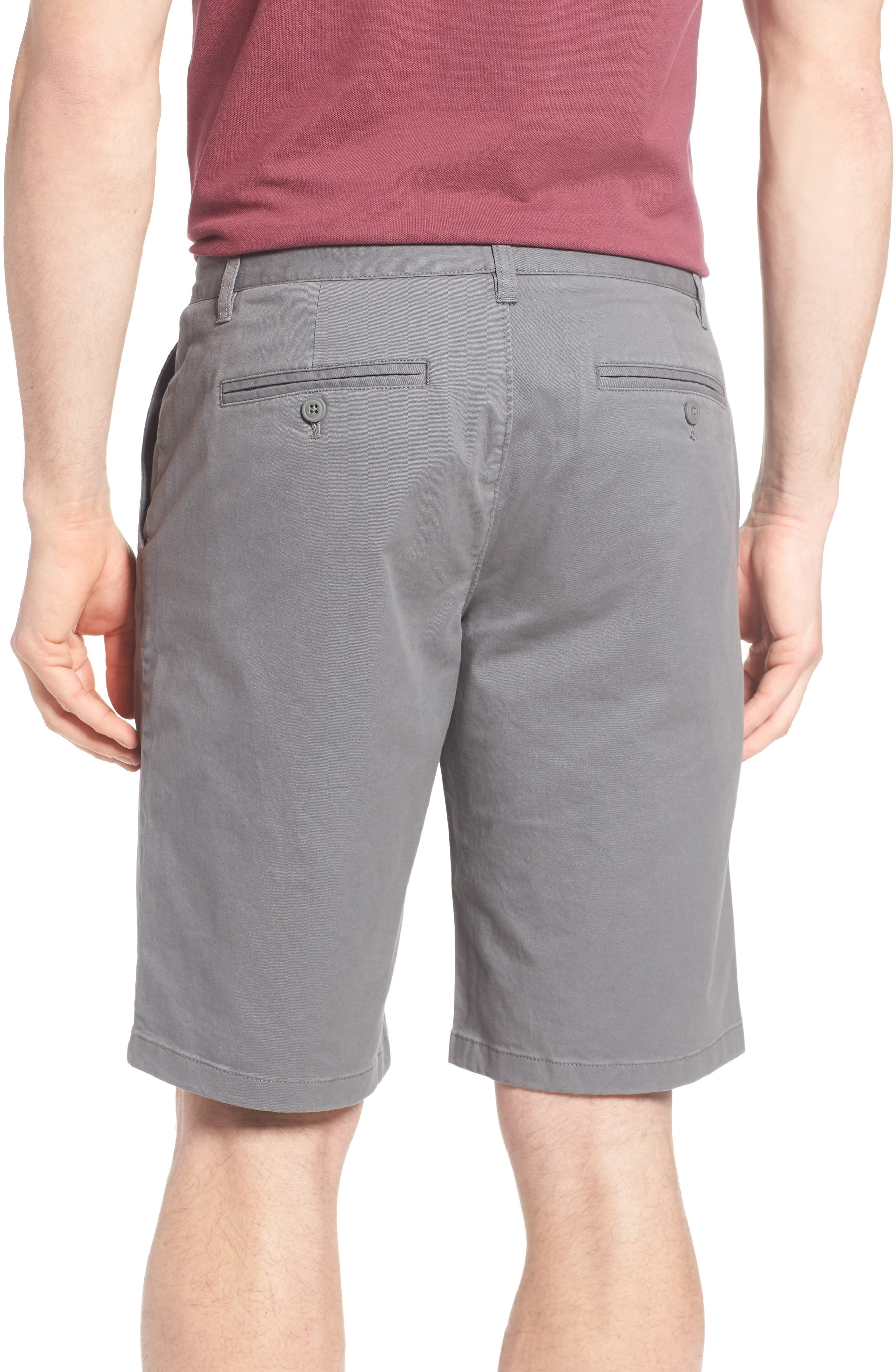 Stretch Washed Chino 11-Inch Shorts,                             Alternate thumbnail 34, color,