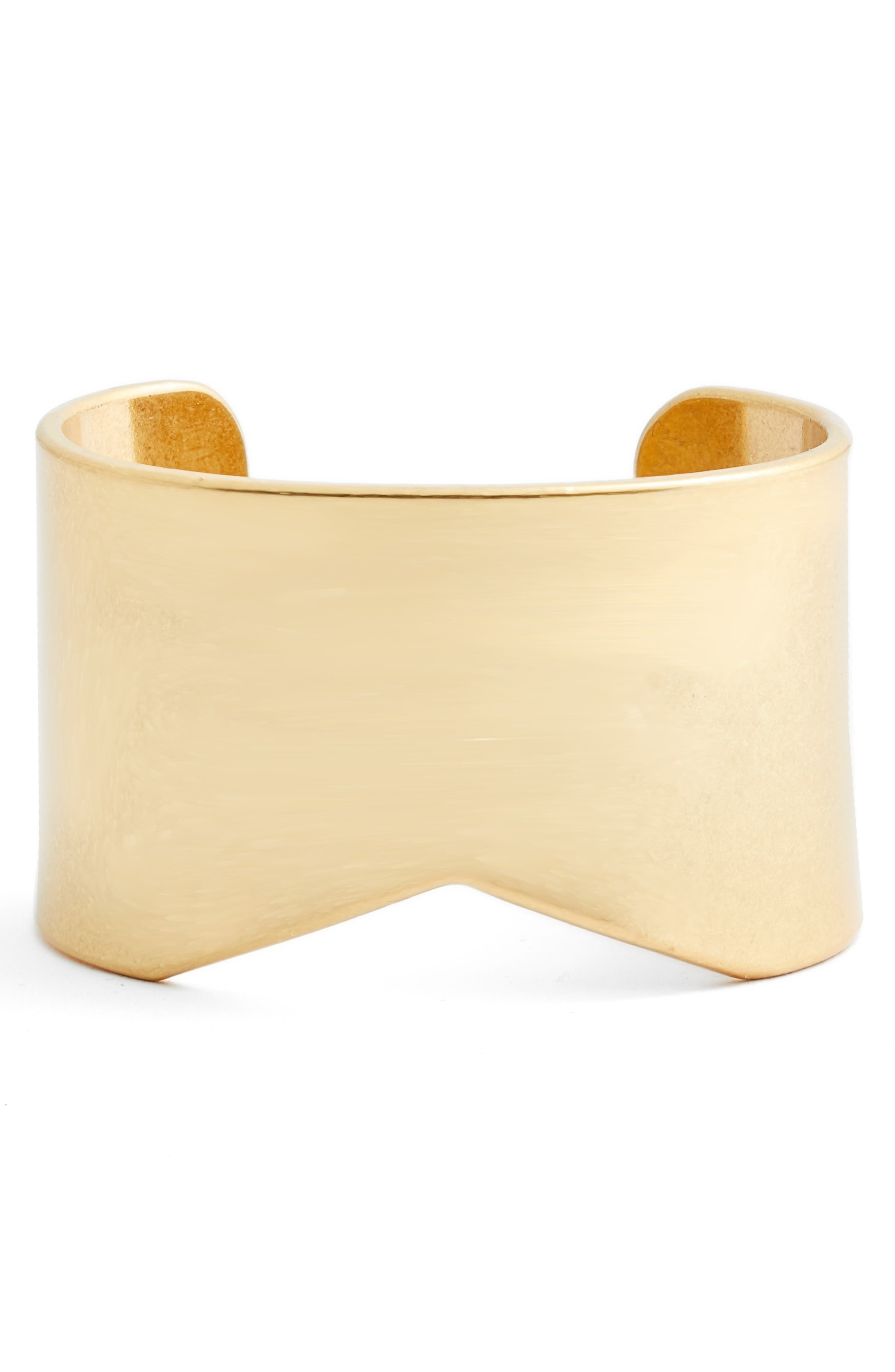 Notched Cuff,                         Main,                         color, 710