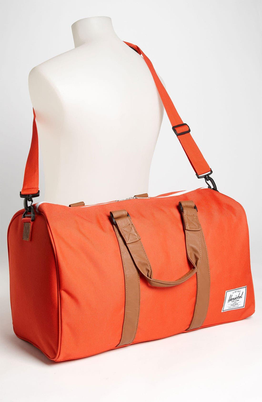 'Novel' Duffel Bag,                             Alternate thumbnail 113, color,