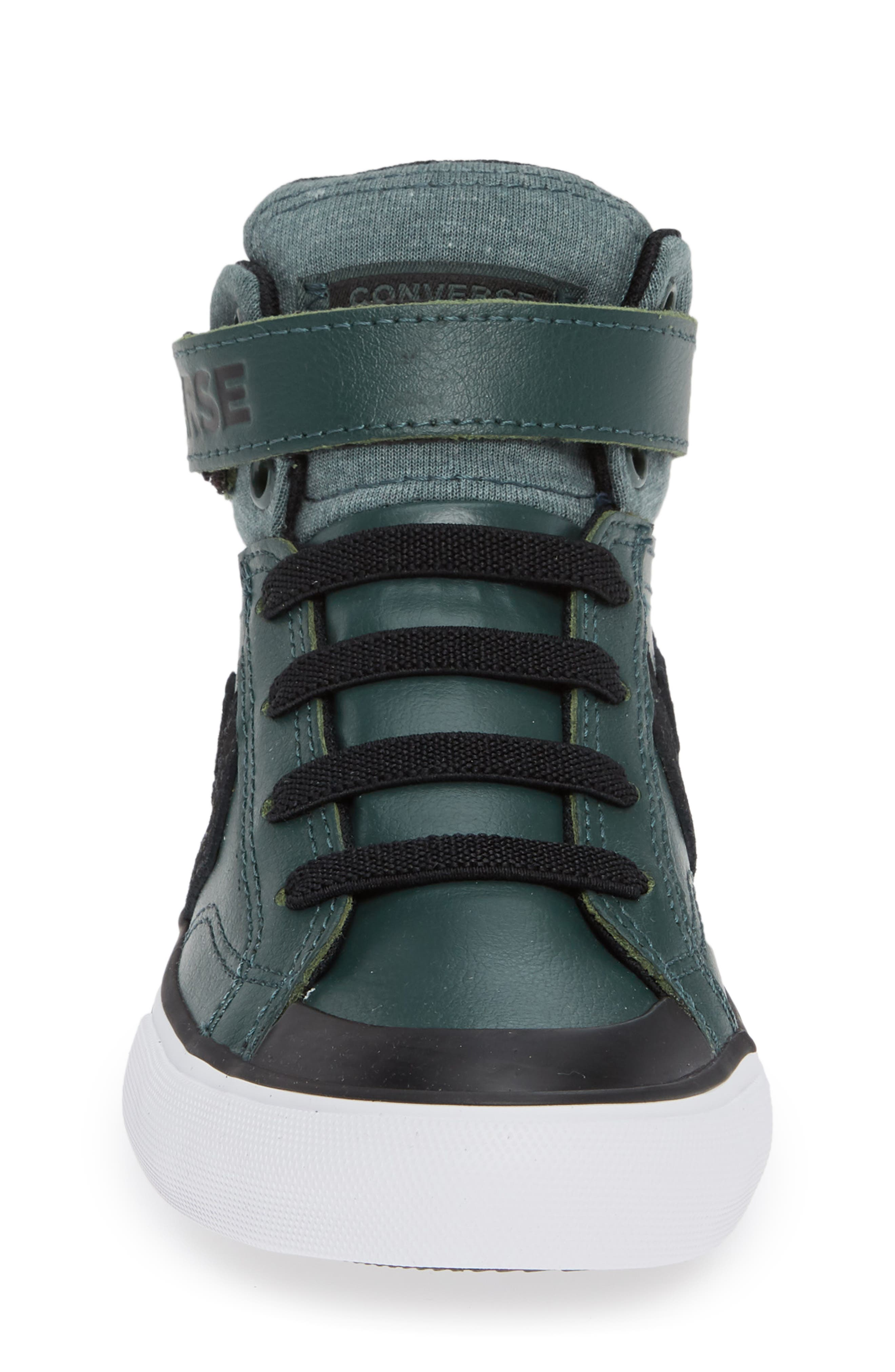 Pro Blaze High Top Sneaker,                             Alternate thumbnail 4, color,                             VINTAGE GREEN