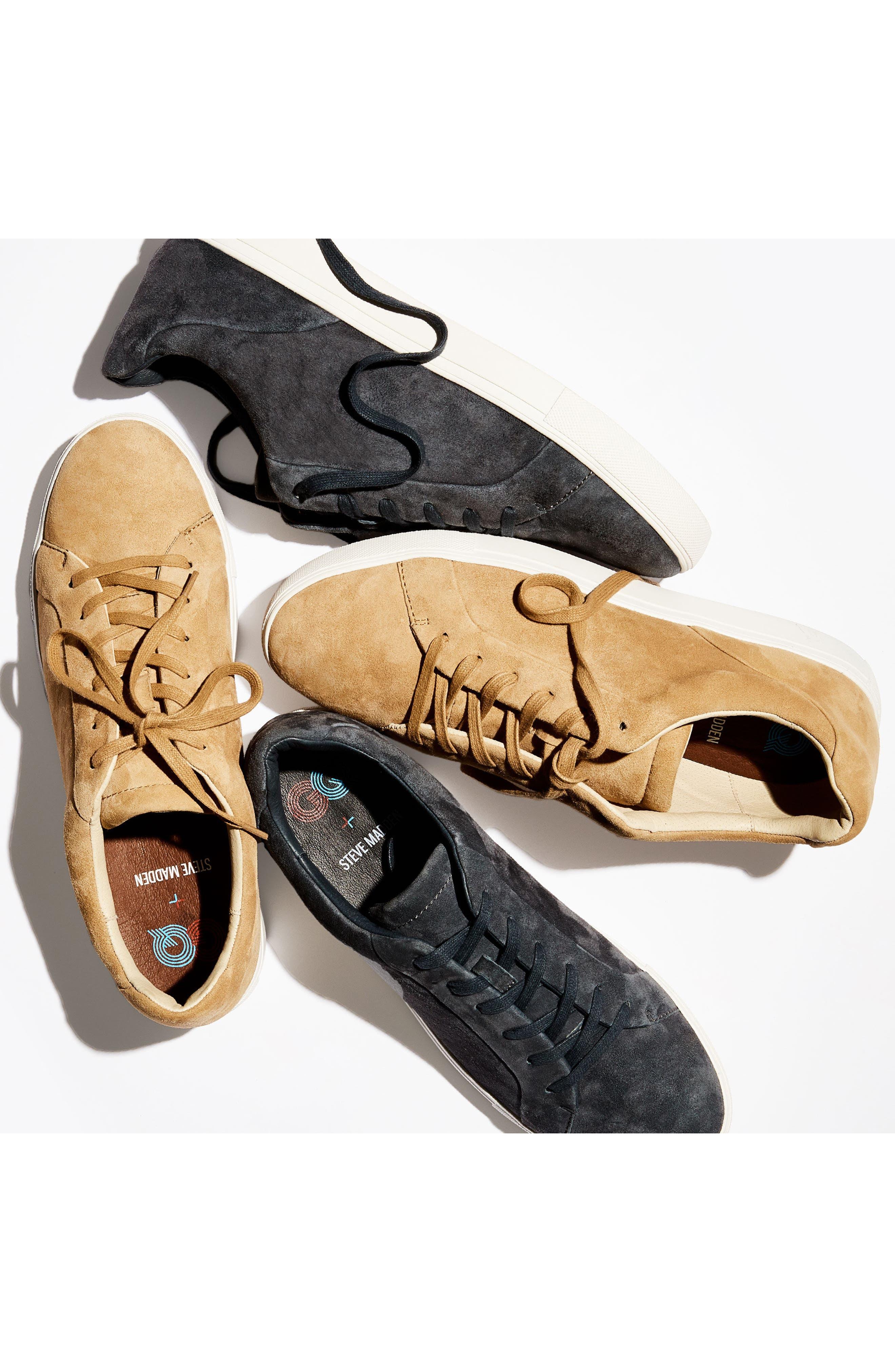 x GQ James Sneaker,                             Alternate thumbnail 8, color,                             020