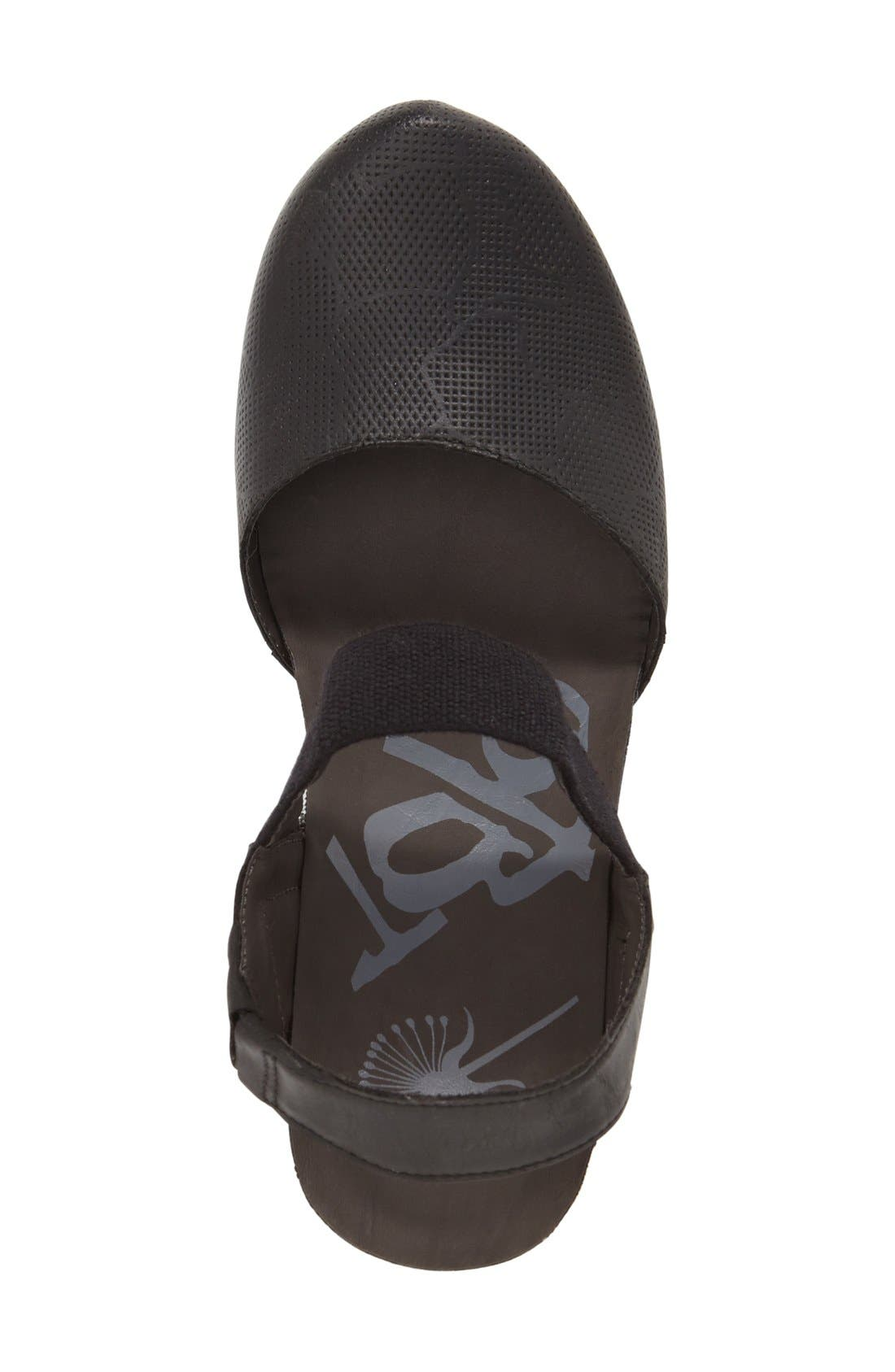 OTBT,                             'Rexburg' Wedge Sandal,                             Alternate thumbnail 3, color,                             019