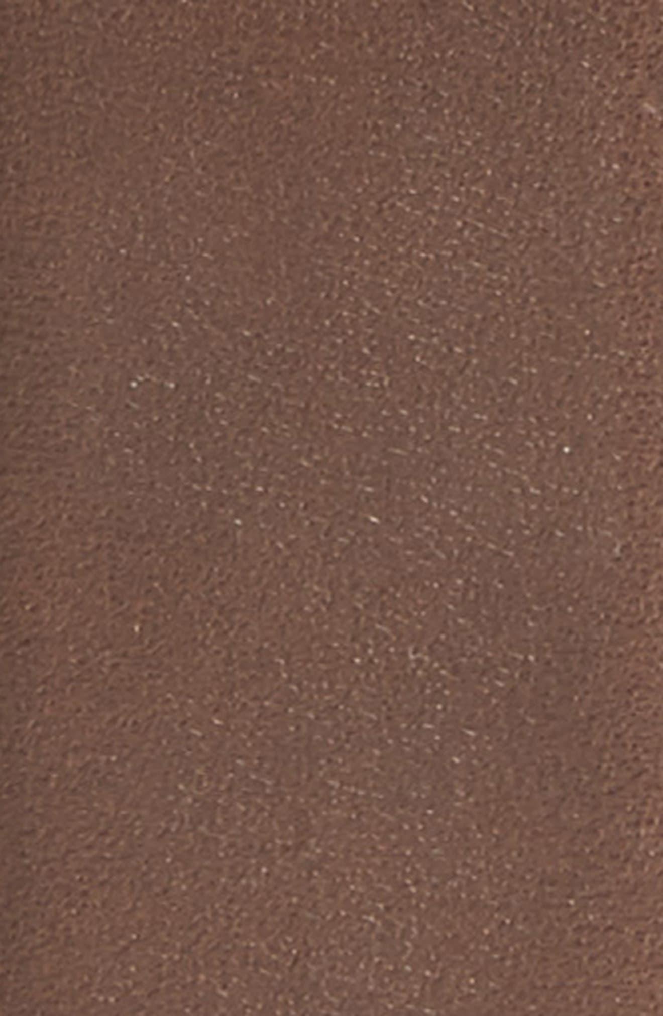 Reversible Leather Belt,                             Alternate thumbnail 3, color,                             BLACK/ BROWN