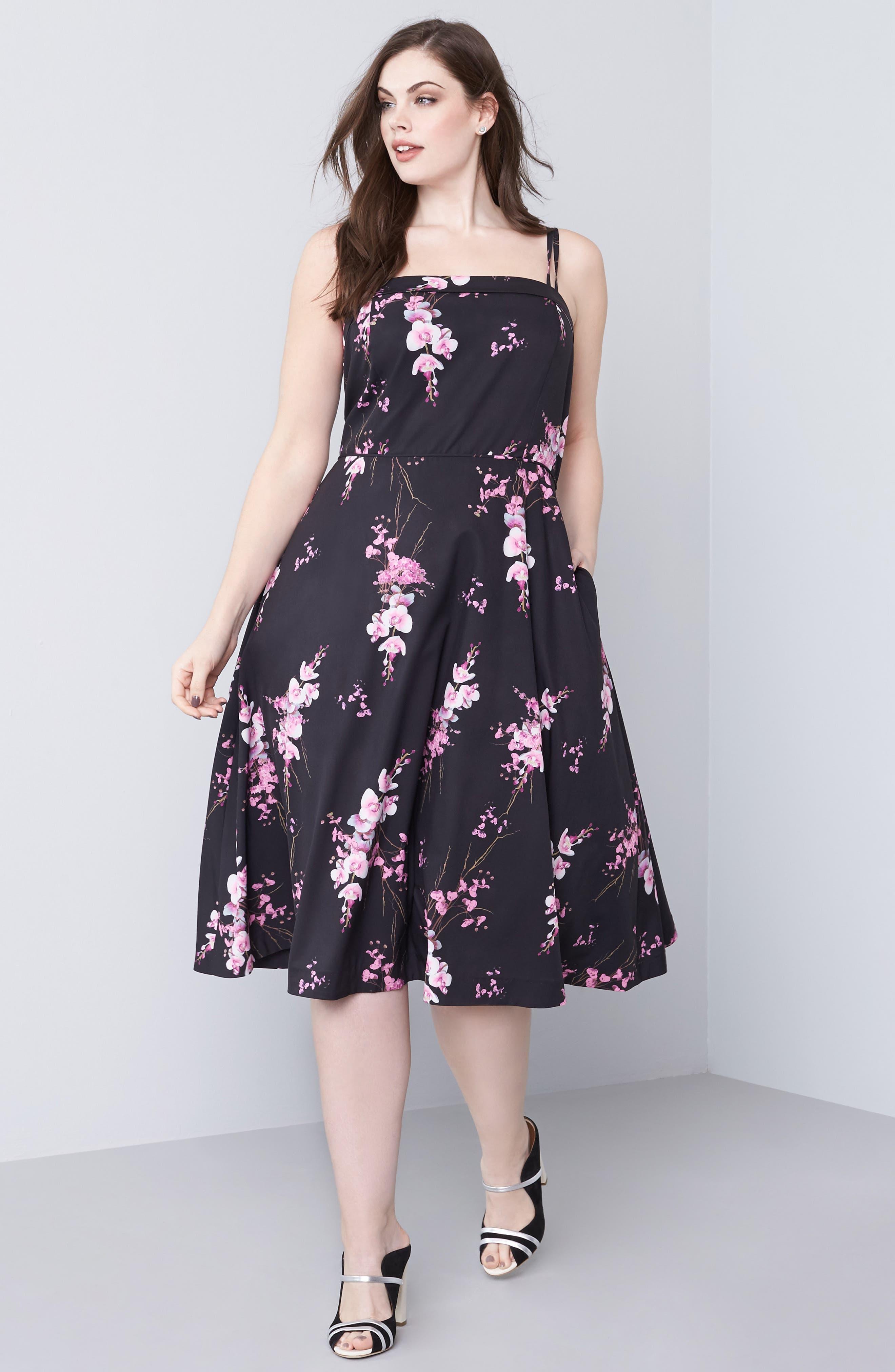 Holiday Romance Sundress,                         Main,                         color, 001