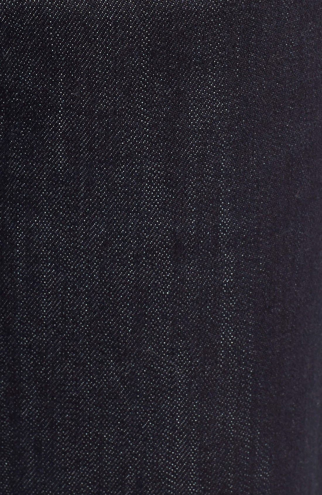 'Solver' Straight Leg Jeans,                             Alternate thumbnail 16, color,