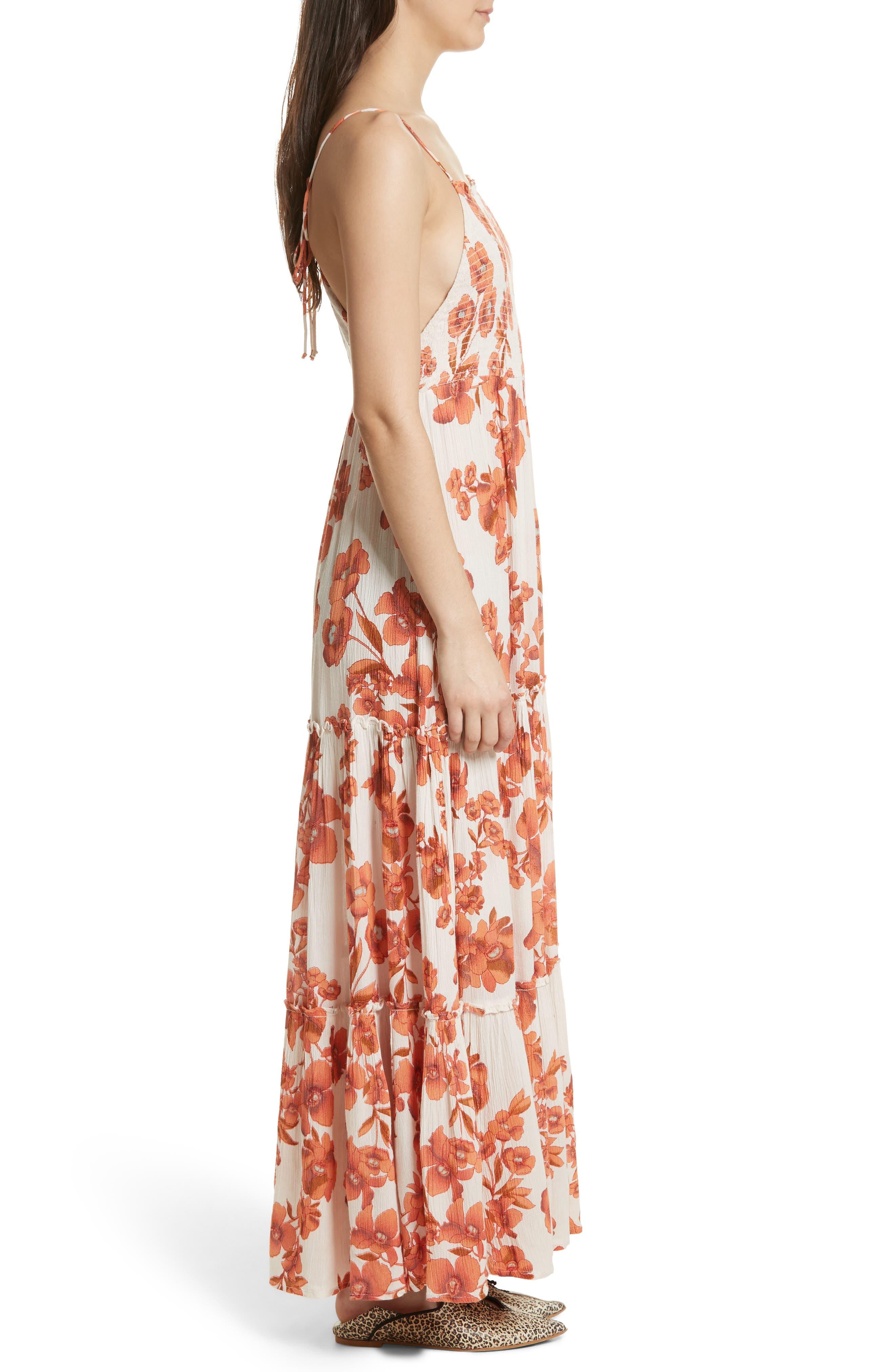 Garden Party Maxi Dress,                             Alternate thumbnail 18, color,