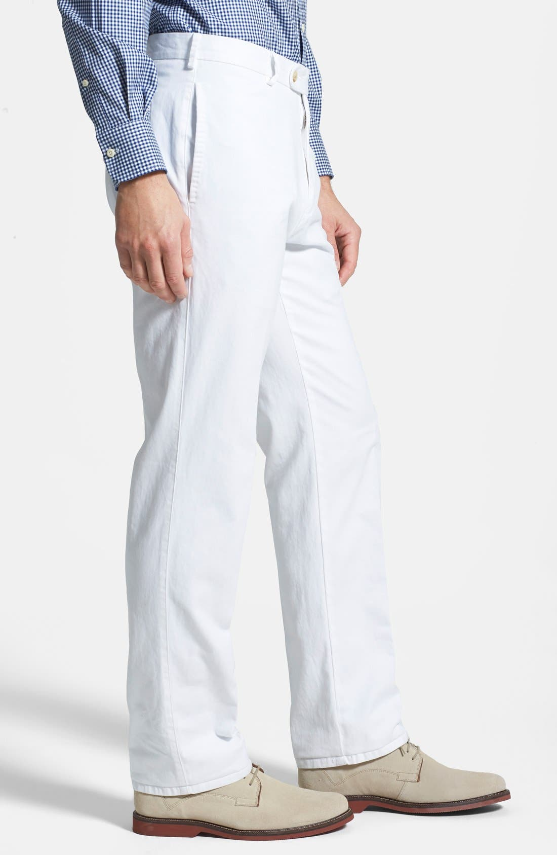Garment Washed Twill Pants,                             Alternate thumbnail 23, color,