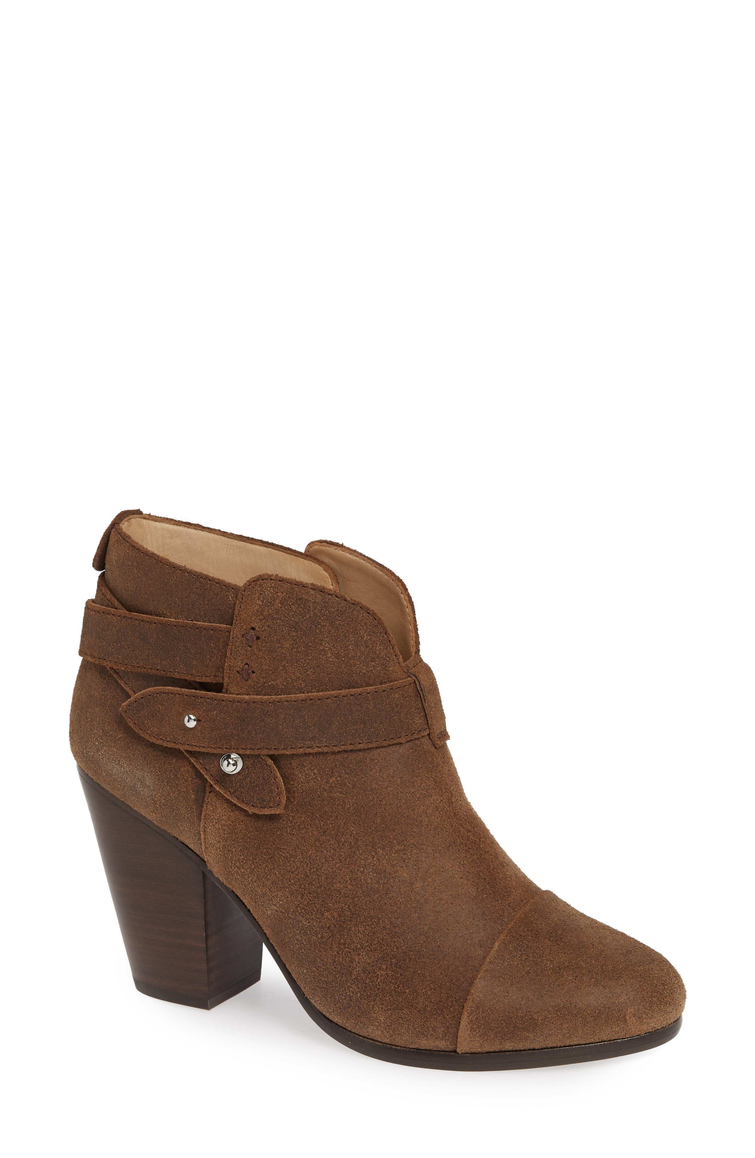 'Harrow' Leather Boot,                         Main,                         color, 200