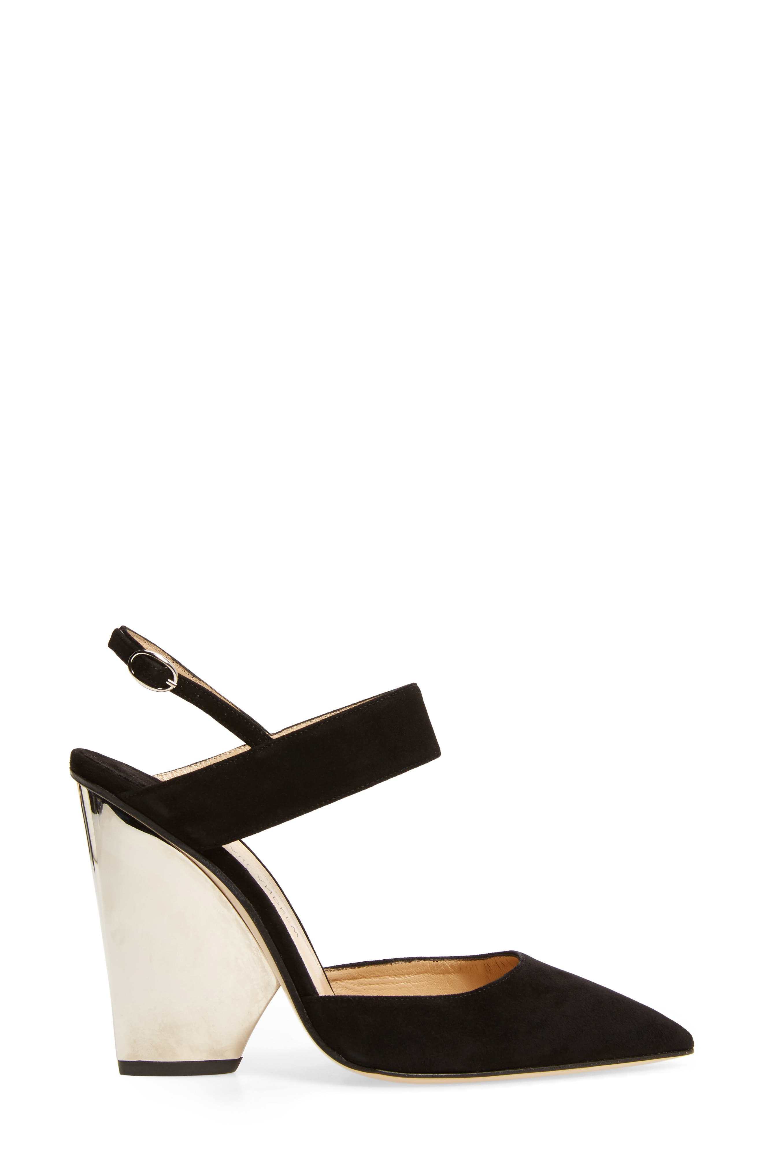 Pawson Pointy Toe Pump,                             Alternate thumbnail 3, color,