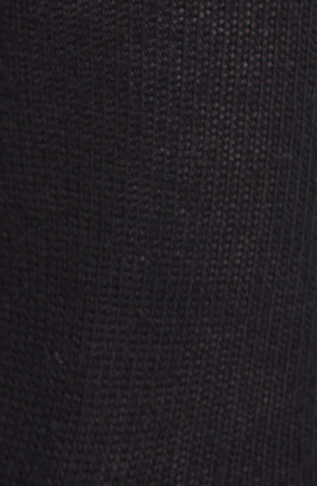 'Luxury' Crew Socks,                             Alternate thumbnail 7, color,