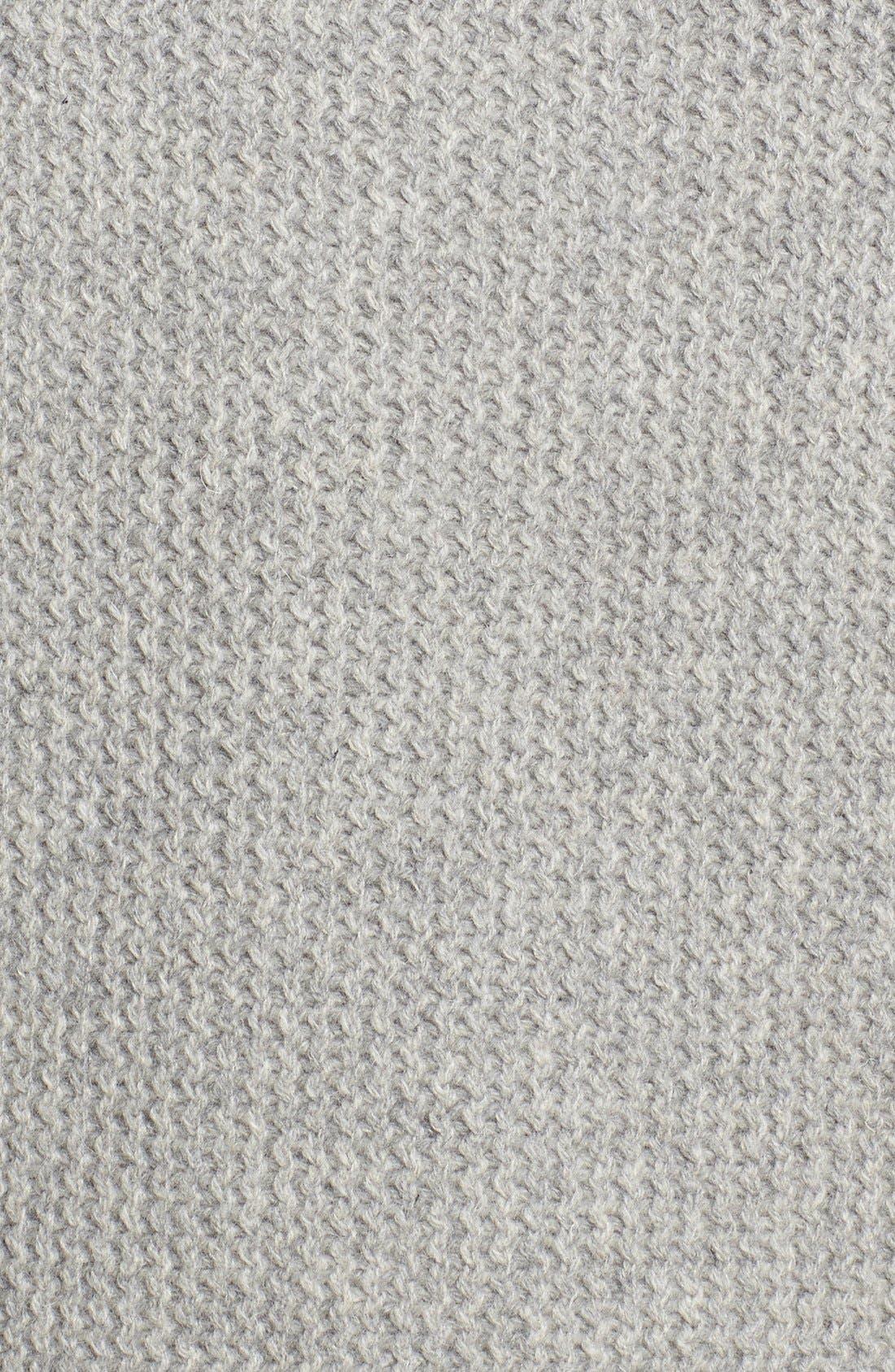 Regular Fit Shawl Collar Sweater,                             Alternate thumbnail 9, color,
