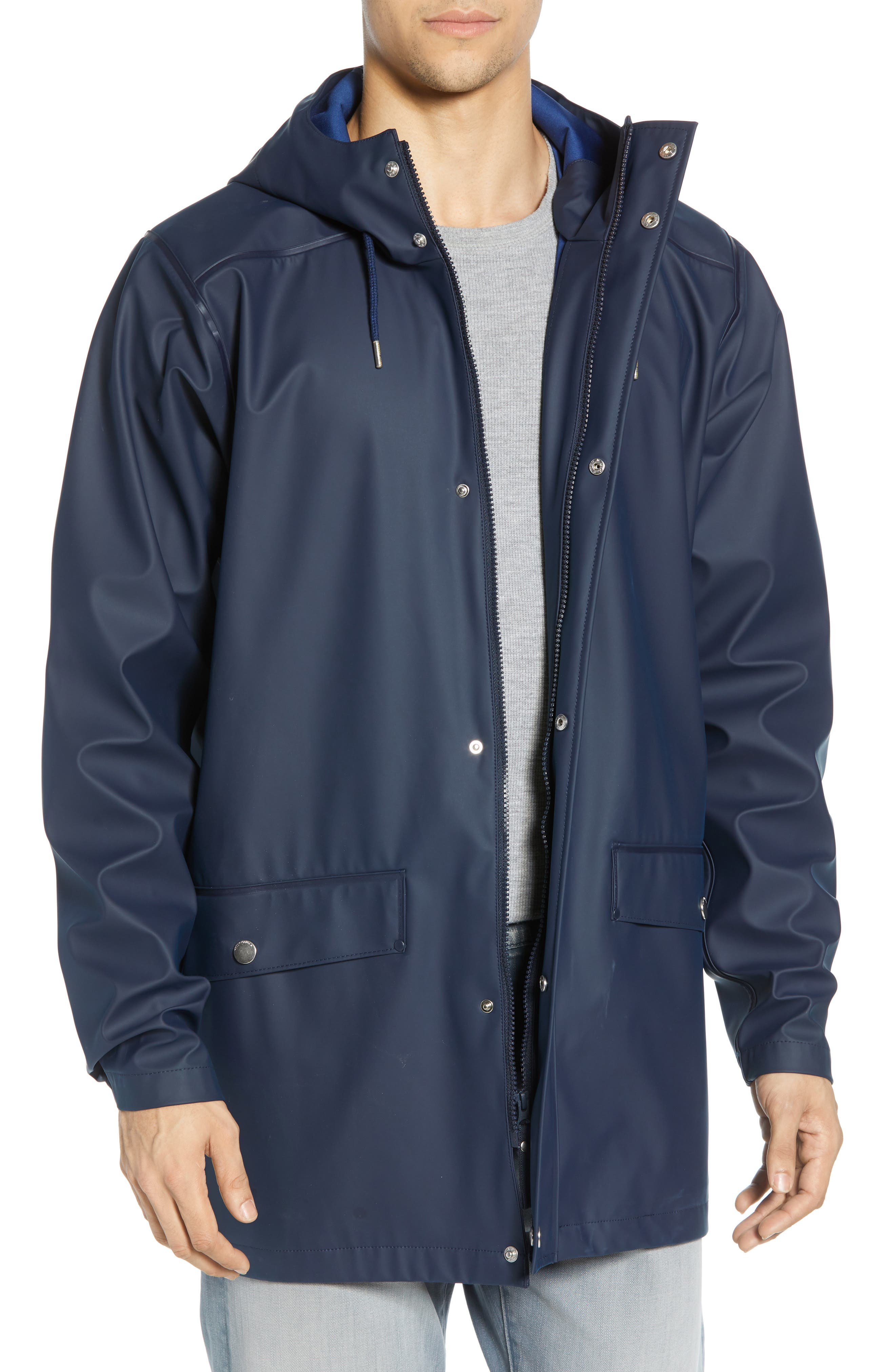 Helly Hansen Moss Waterproof Rain Coat