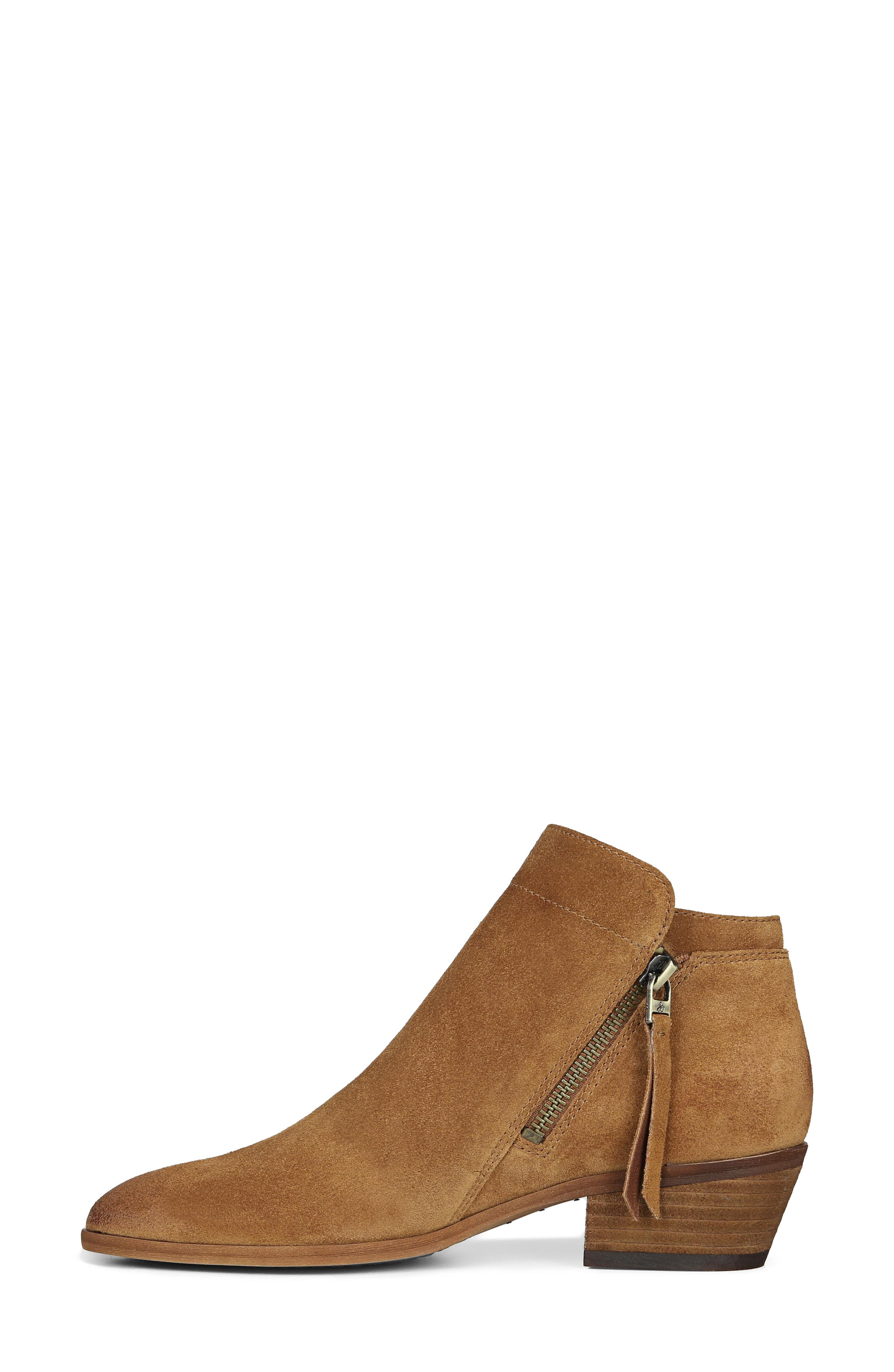Packer Bootie,                             Alternate thumbnail 7, color,                             LUGGAGE SUEDE LEATHER