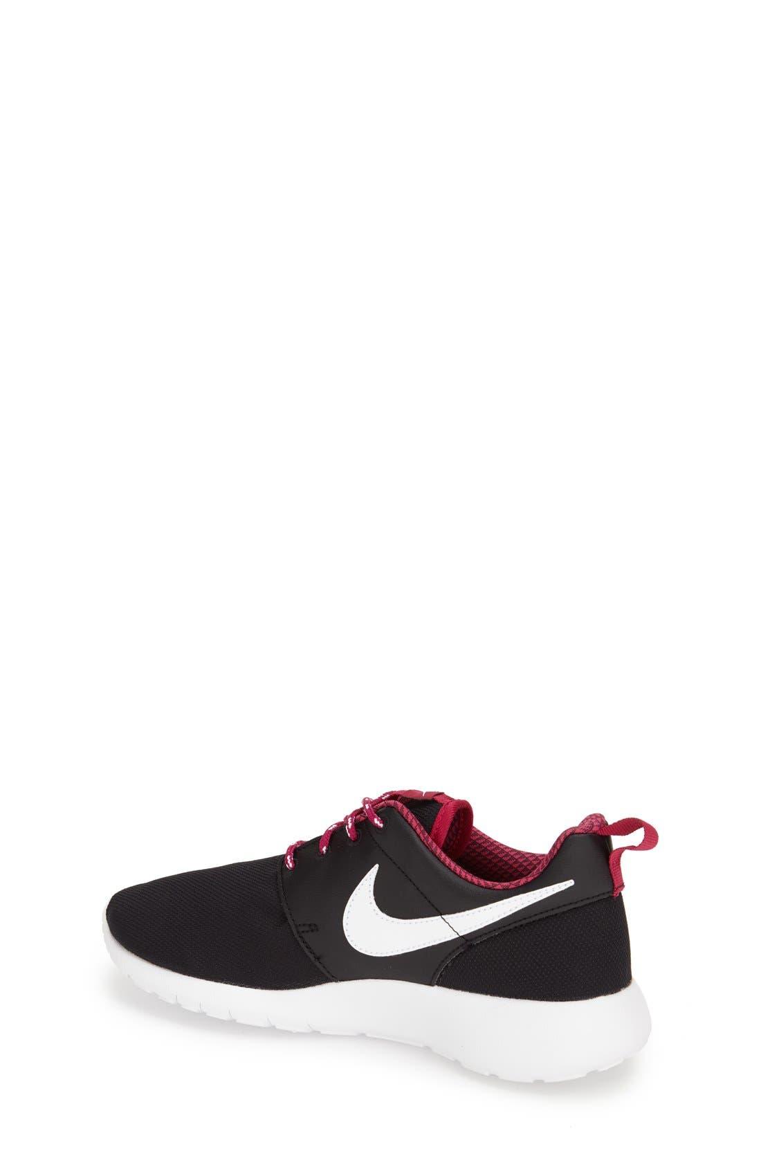 'Roshe Run' Athletic Shoe,                             Alternate thumbnail 119, color,