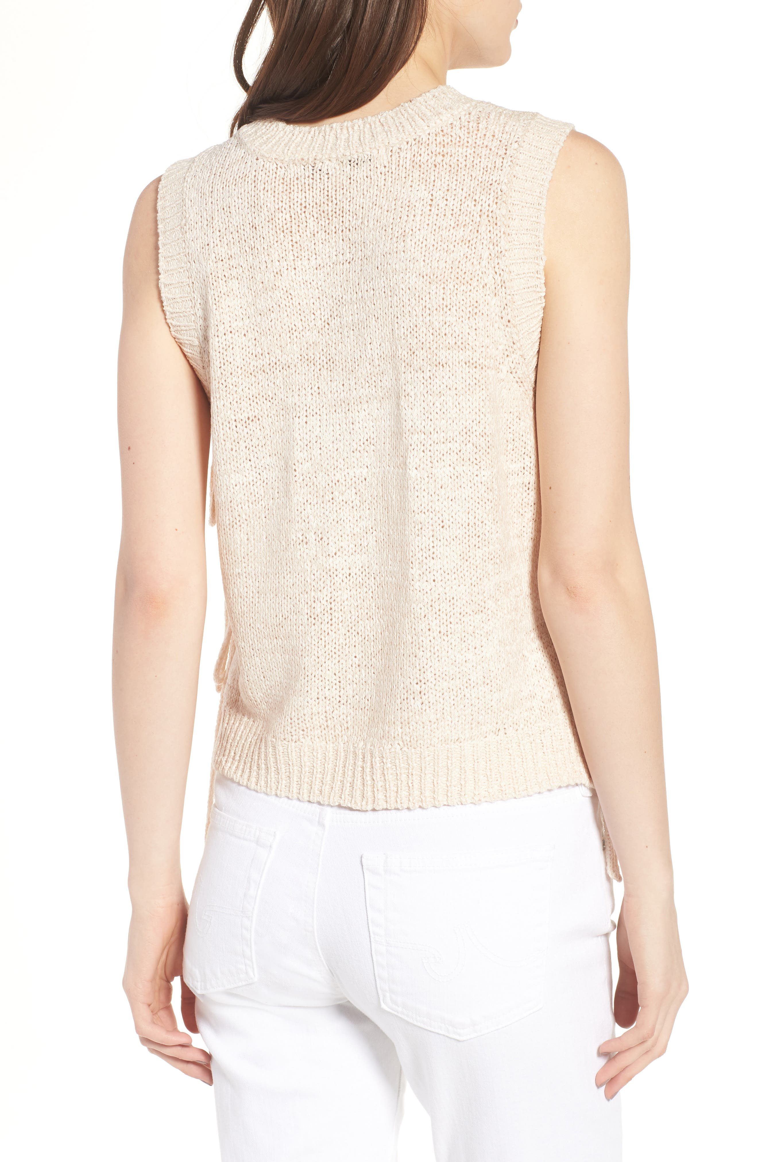CUPCAKES AND CASHMERE,                             Chantell Sweater Tank,                             Alternate thumbnail 2, color,                             250