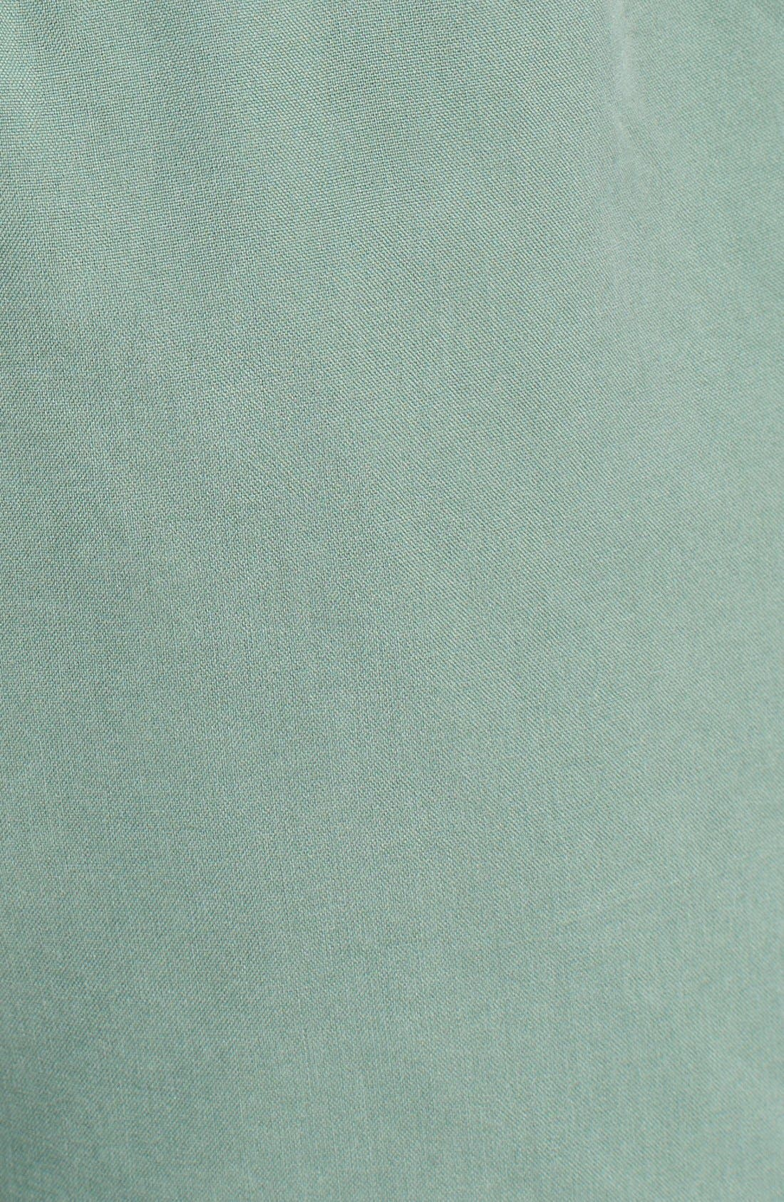 'Chelsea' Silk Shorts,                             Alternate thumbnail 3, color,                             319
