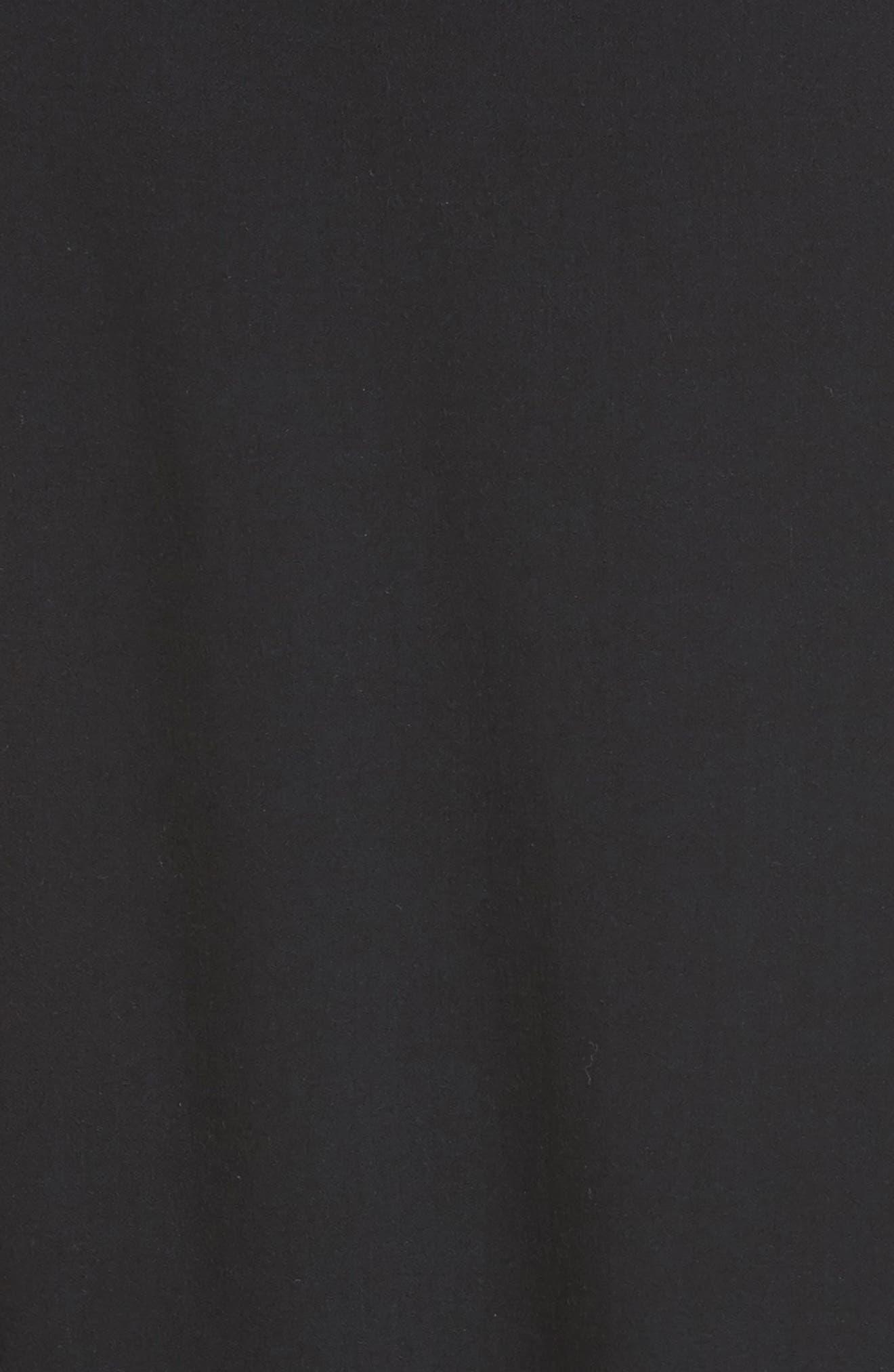 Regina Maxi Dress,                             Alternate thumbnail 6, color,                             001