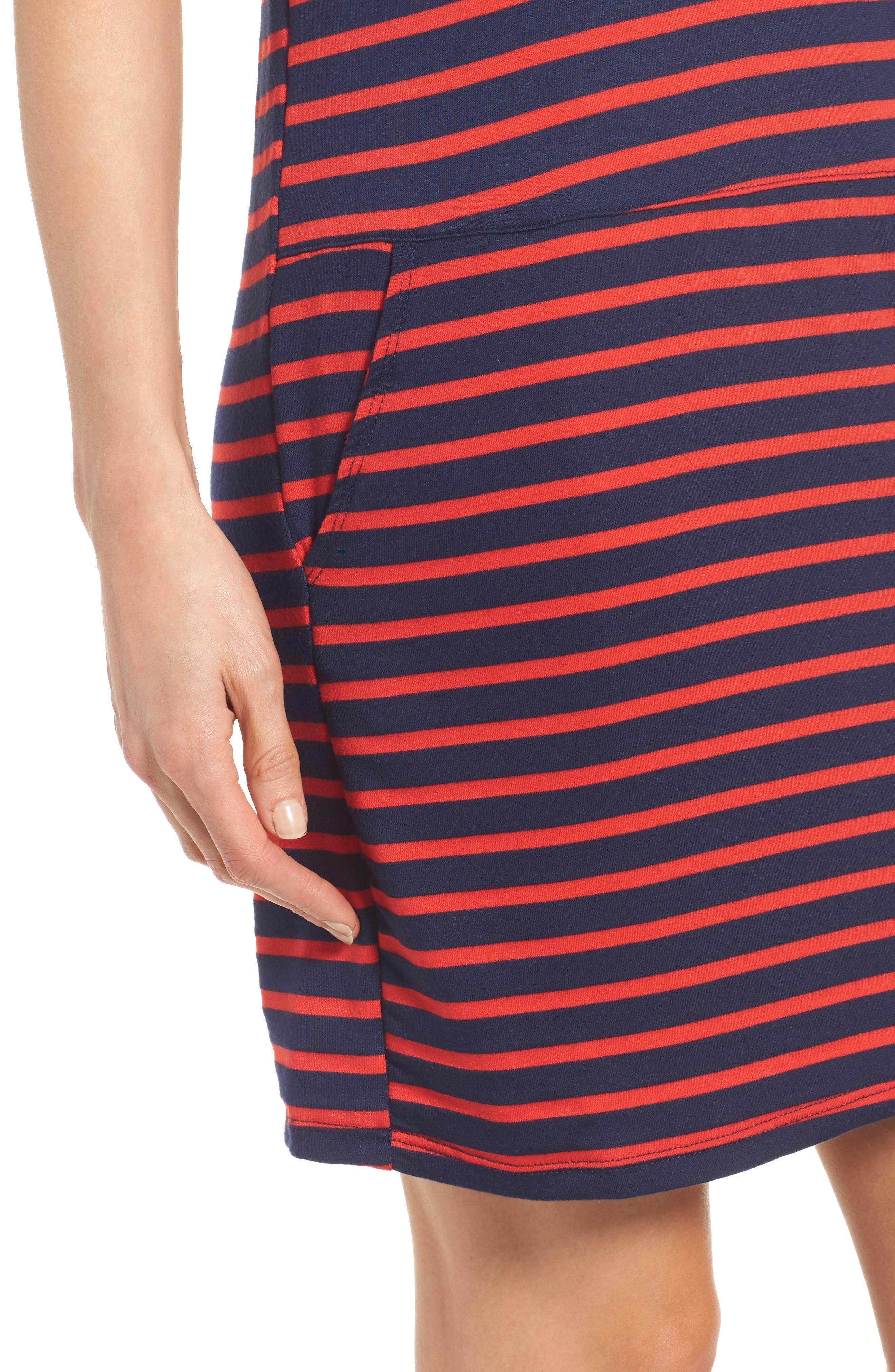 Knit Shift Dress,                             Alternate thumbnail 69, color,