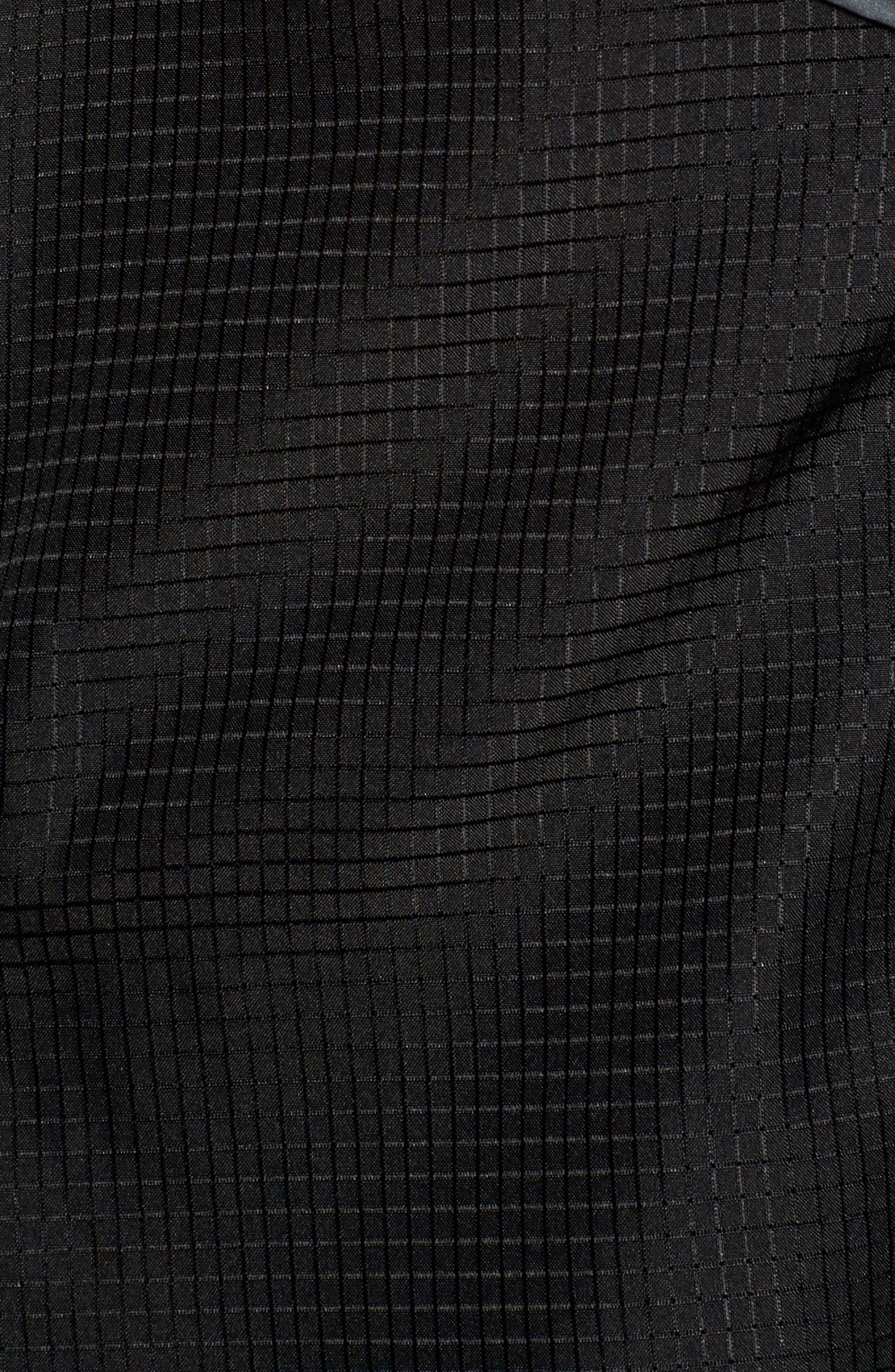 Logo Hood Jacket,                             Alternate thumbnail 7, color,                             001