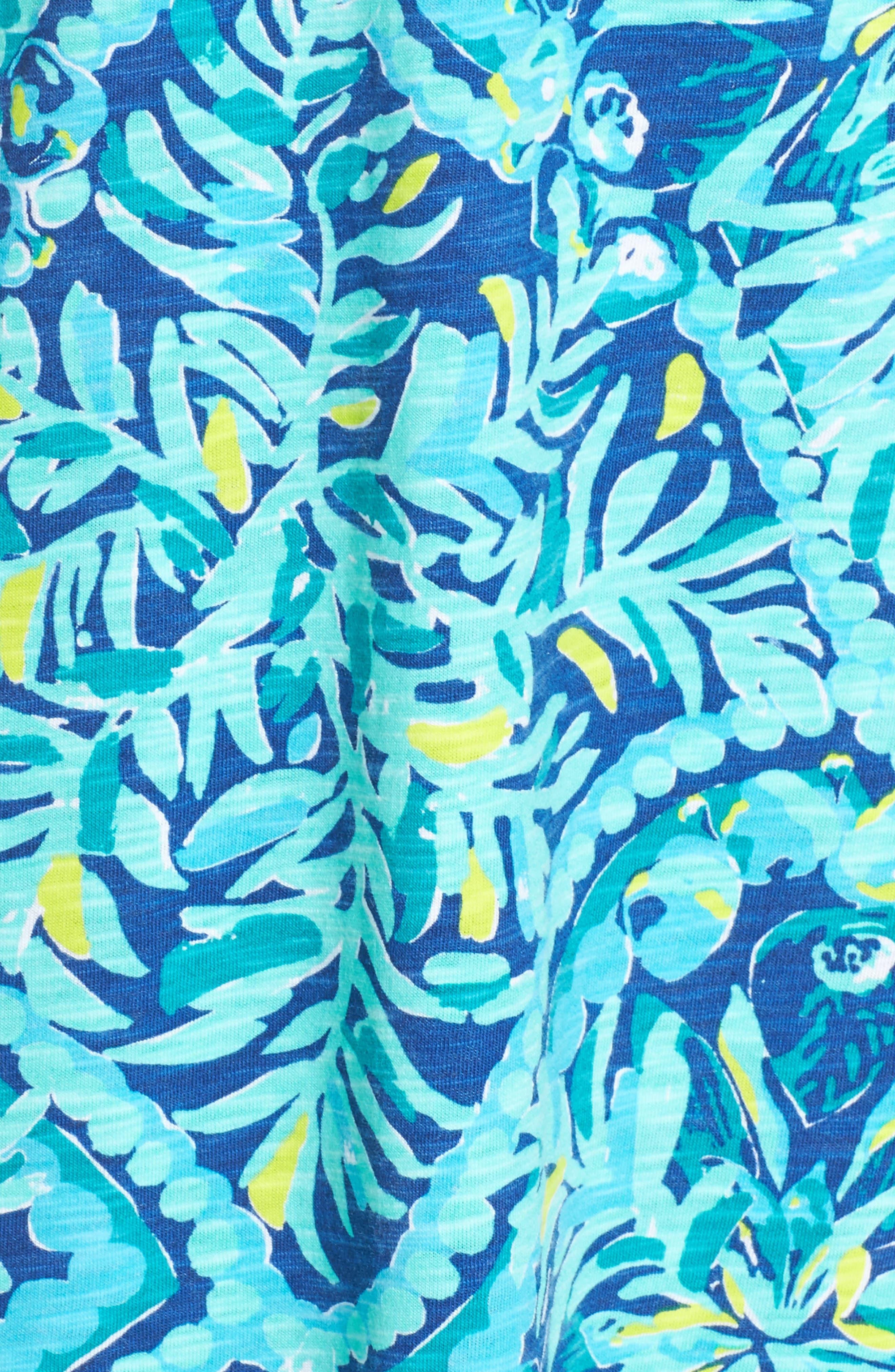 Del Lago Tunic Dress,                             Alternate thumbnail 5, color,