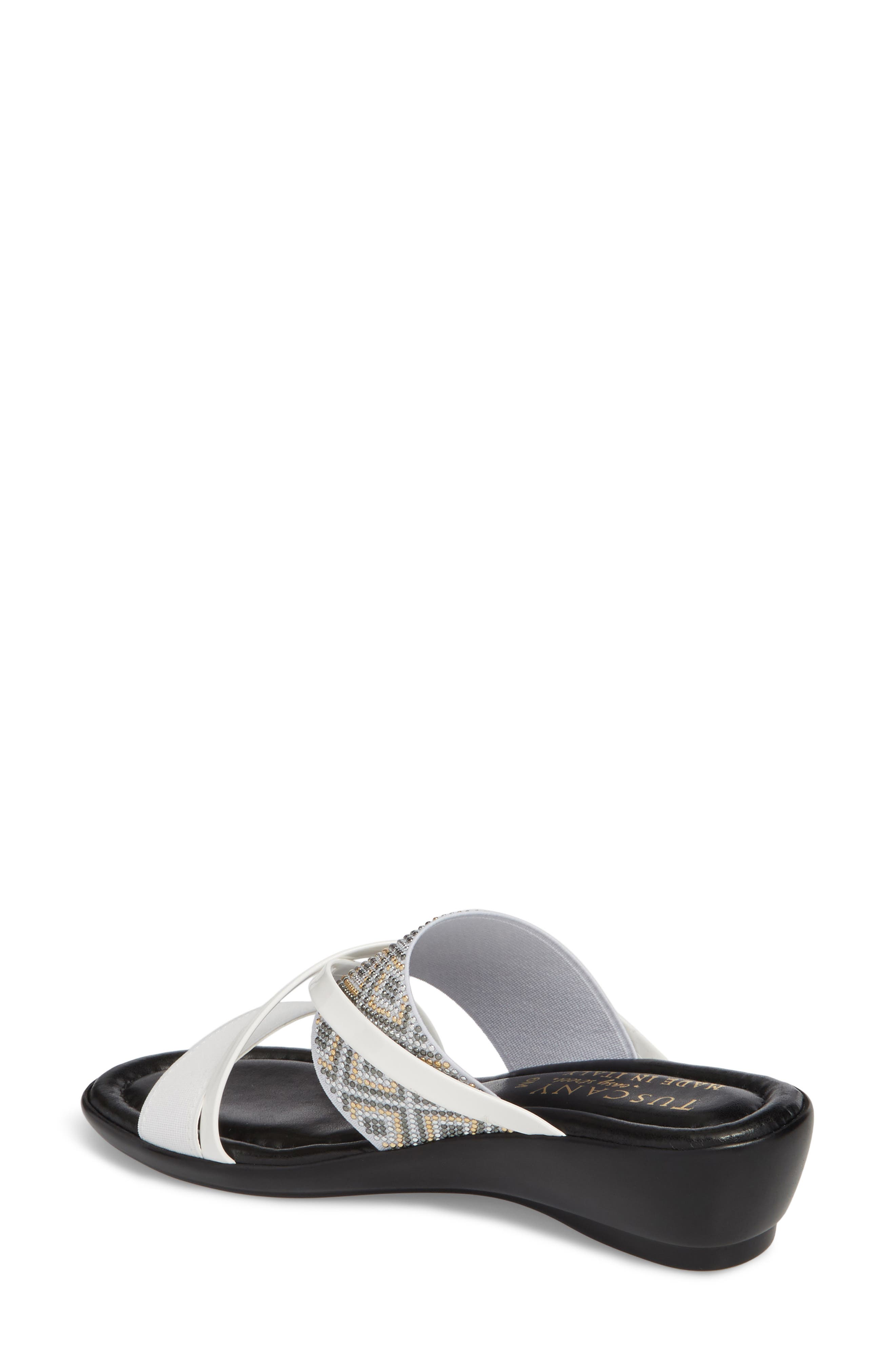 by Easy Street<sup>®</sup> Palazzo Sandal,                             Alternate thumbnail 9, color,