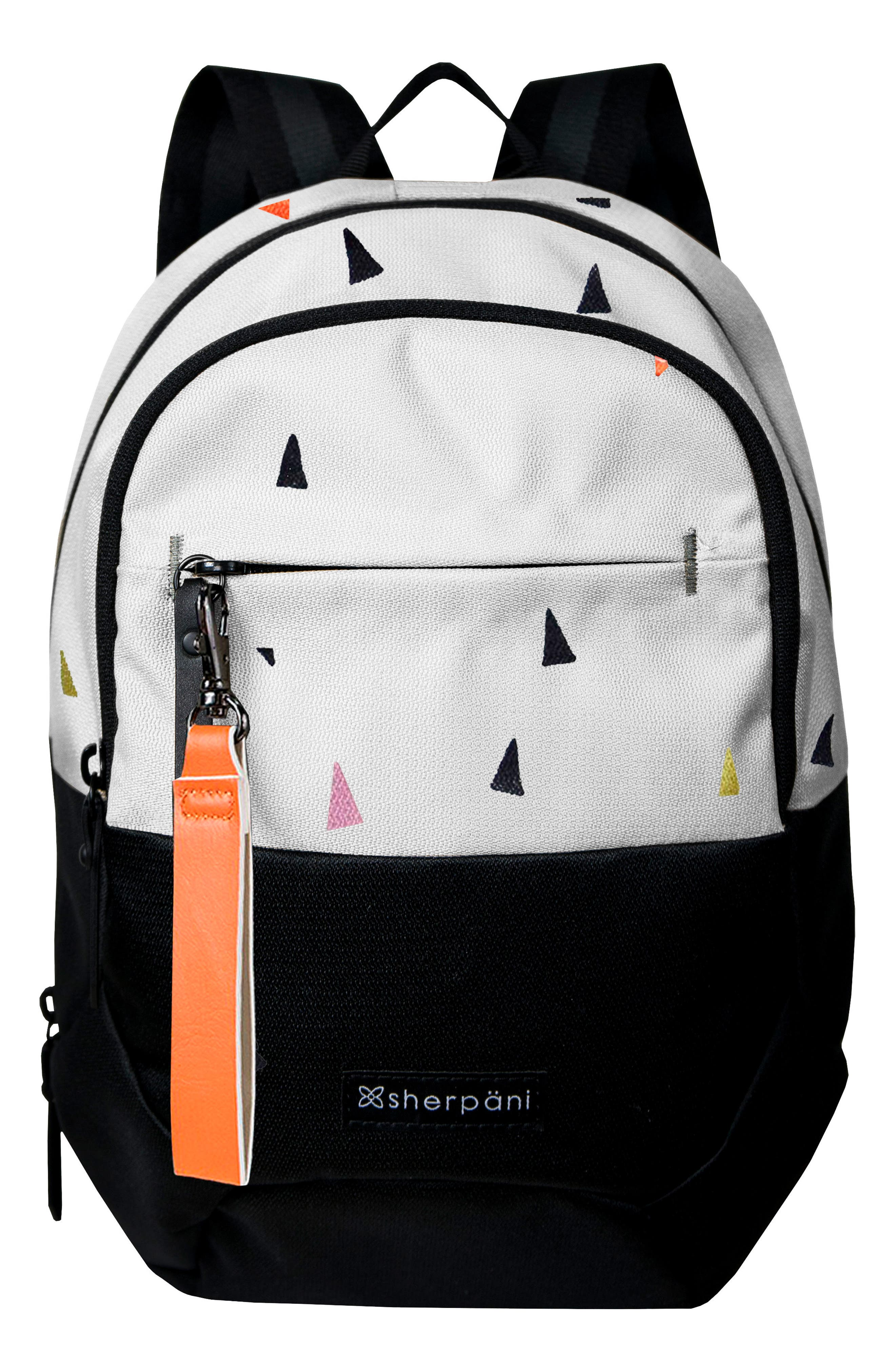 Mini Dash RFID Backpack,                         Main,                         color, TRU NORTH