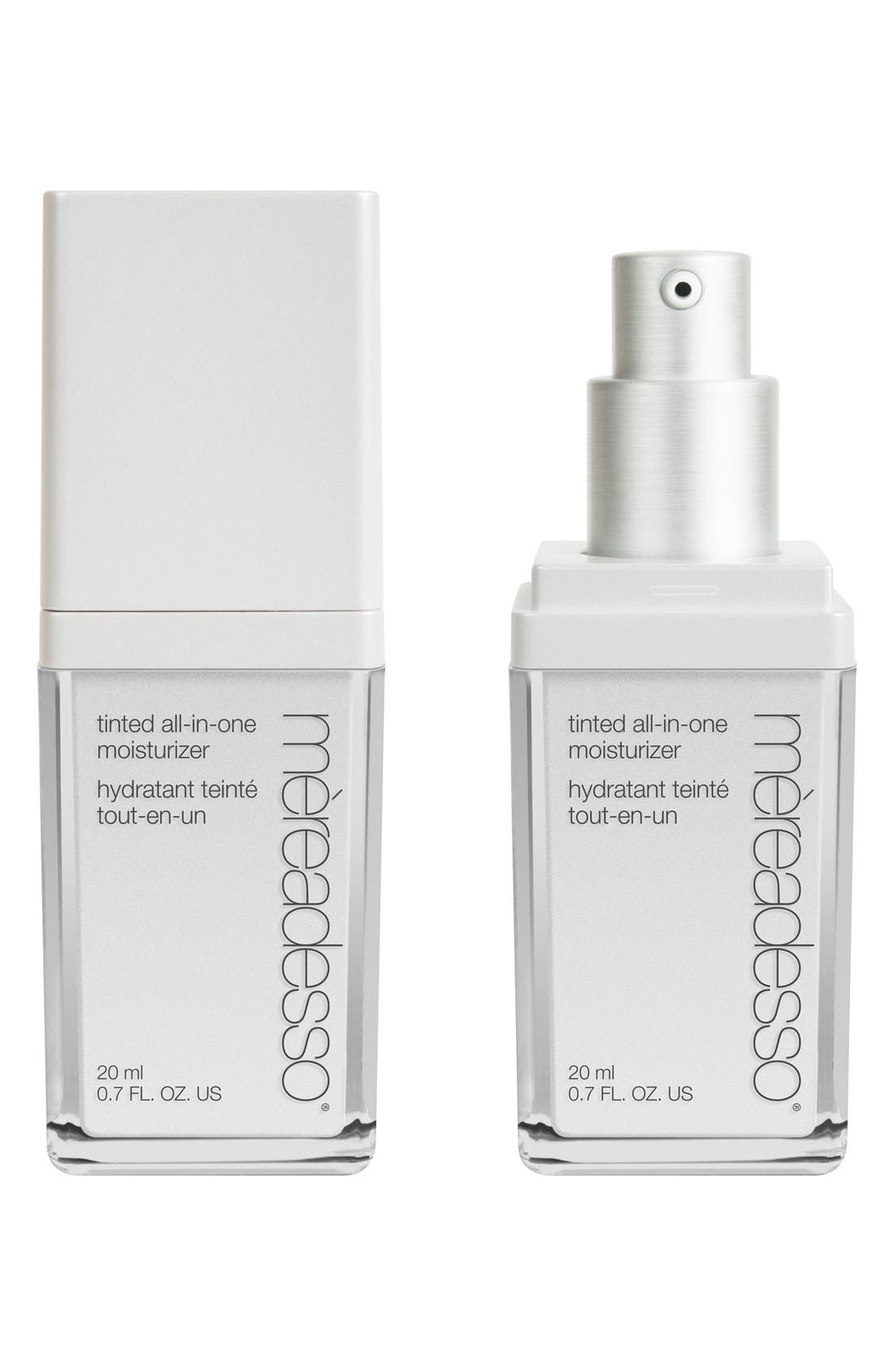 Tinted All-in-One Moisturizer,                             Main thumbnail 1, color,                             250