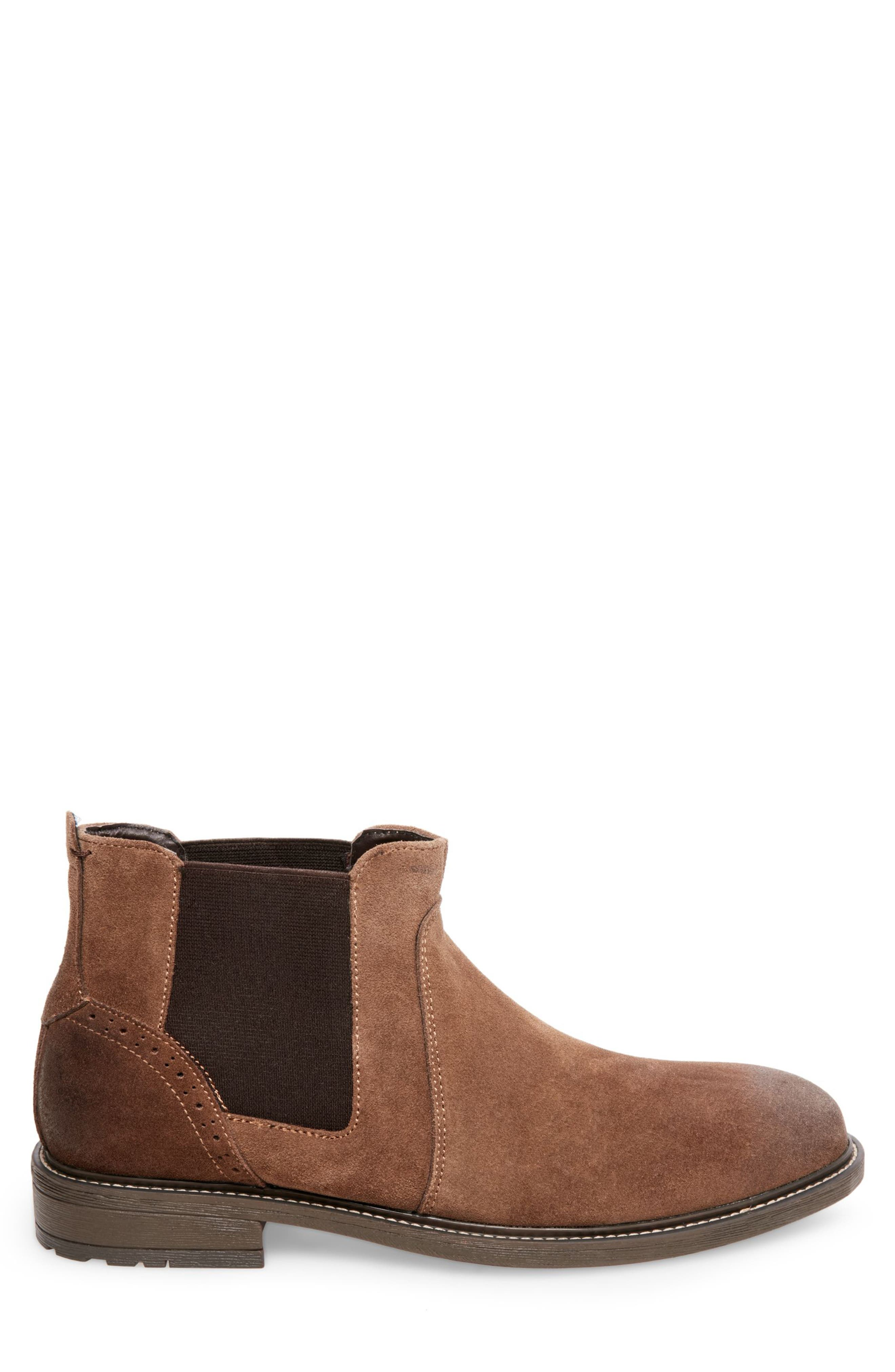 Tampa Chelsea Boot,                             Alternate thumbnail 2, color,                             CAMEL SUEDE