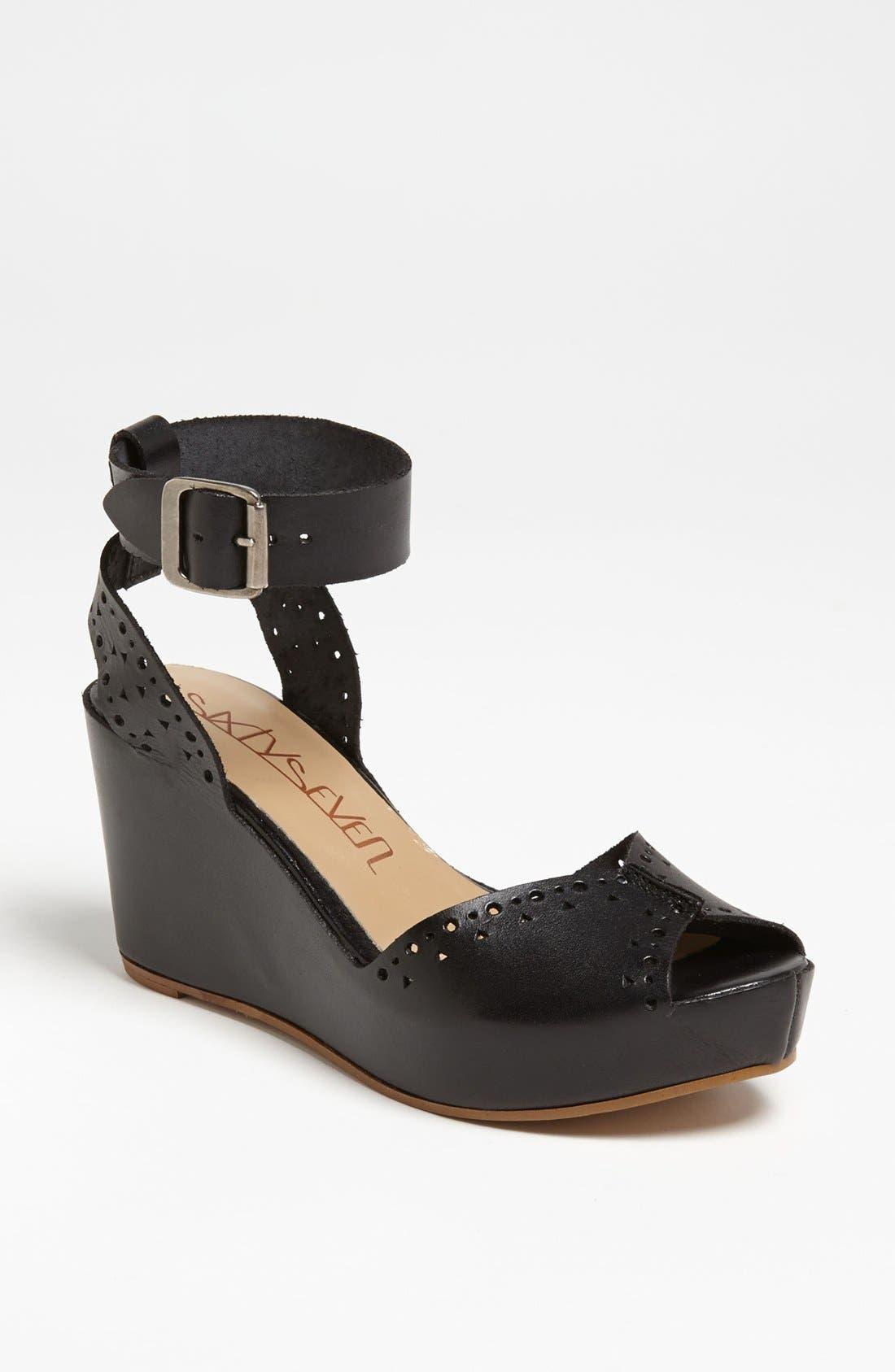 'Vivien' Sandal, Main, color, 001